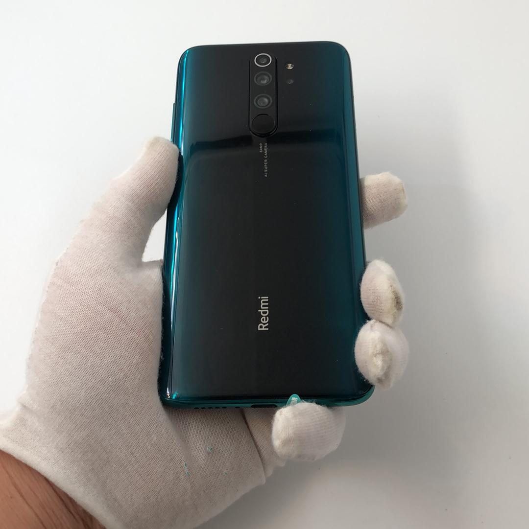小米【Redmi Note 8 Pro】4G全网通 冰翡翠 6G/64G 国行 95新