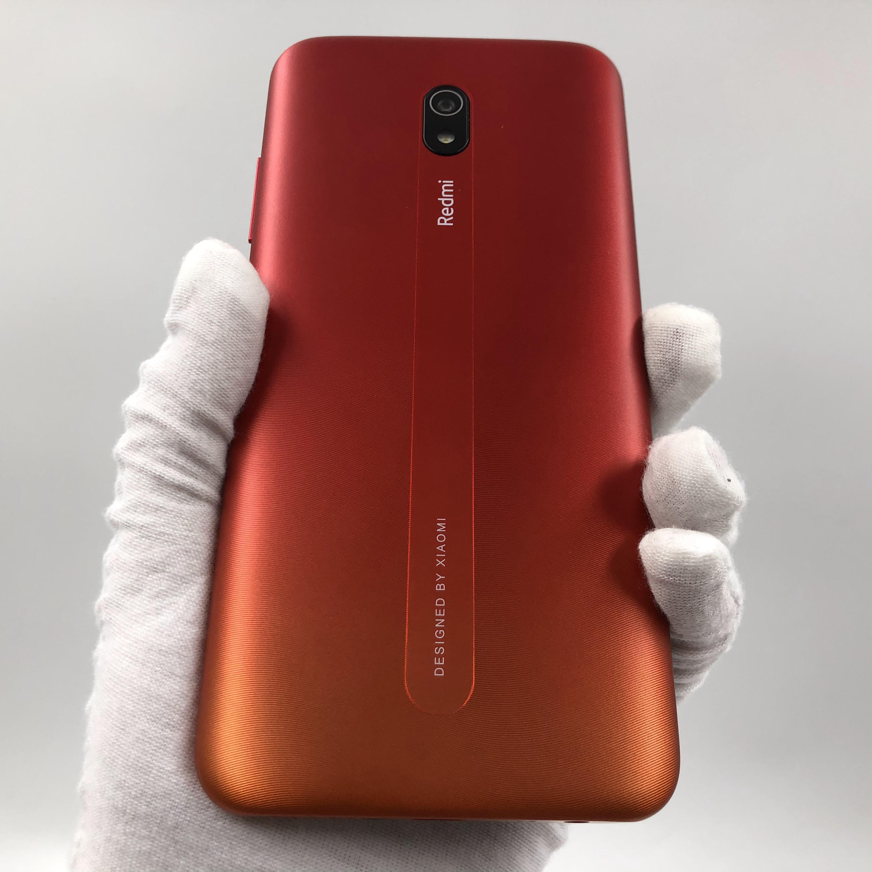 小米【Redmi 8A】4G全网通 橙色 4G/64G 国行 95新 真机实拍
