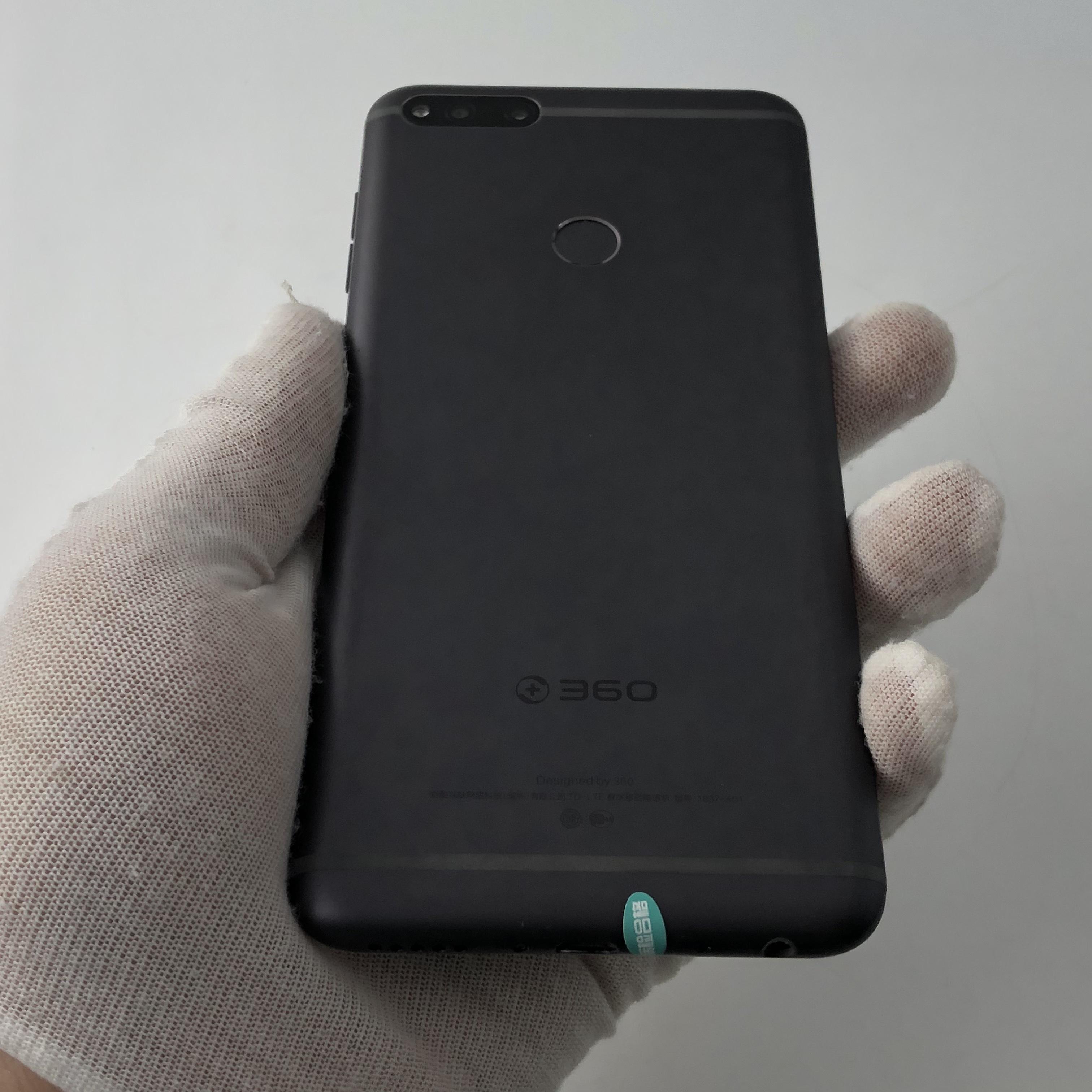 360手机【N7】4G全网通 黑色 6G/64G 国行 95新