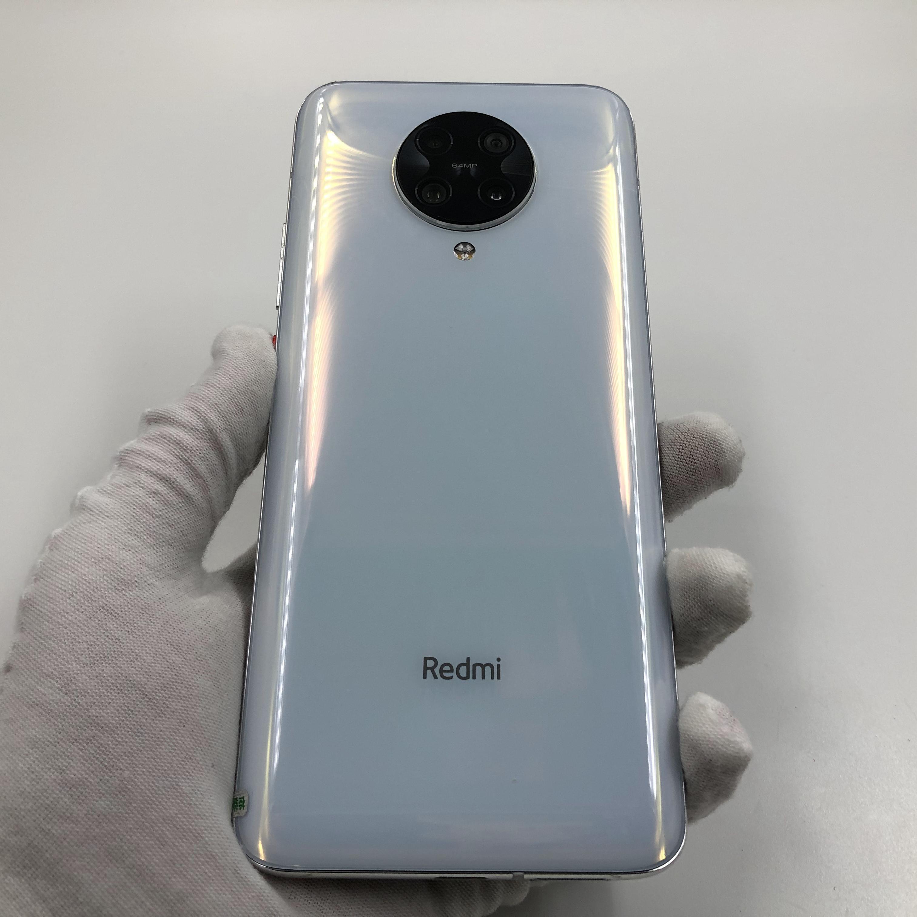 小米【Redmi k30 Pro 5G】5G全网通 月幕白 6G/128G 国行 8成新 真机实拍