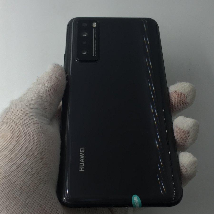 华为【nova 7 5G】5G全网通 亮黑色 8G/256G 国行 9成新