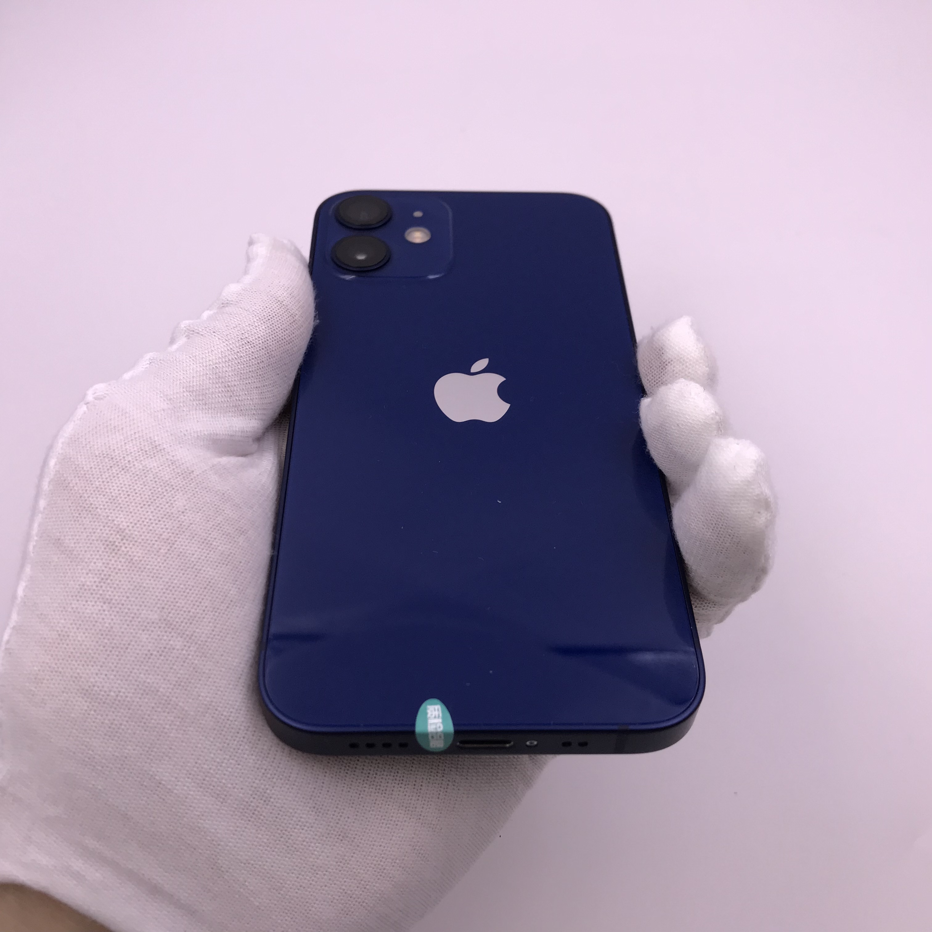 苹果【iPhone 12 mini】5G全网通 蓝色 256G 国行 99新