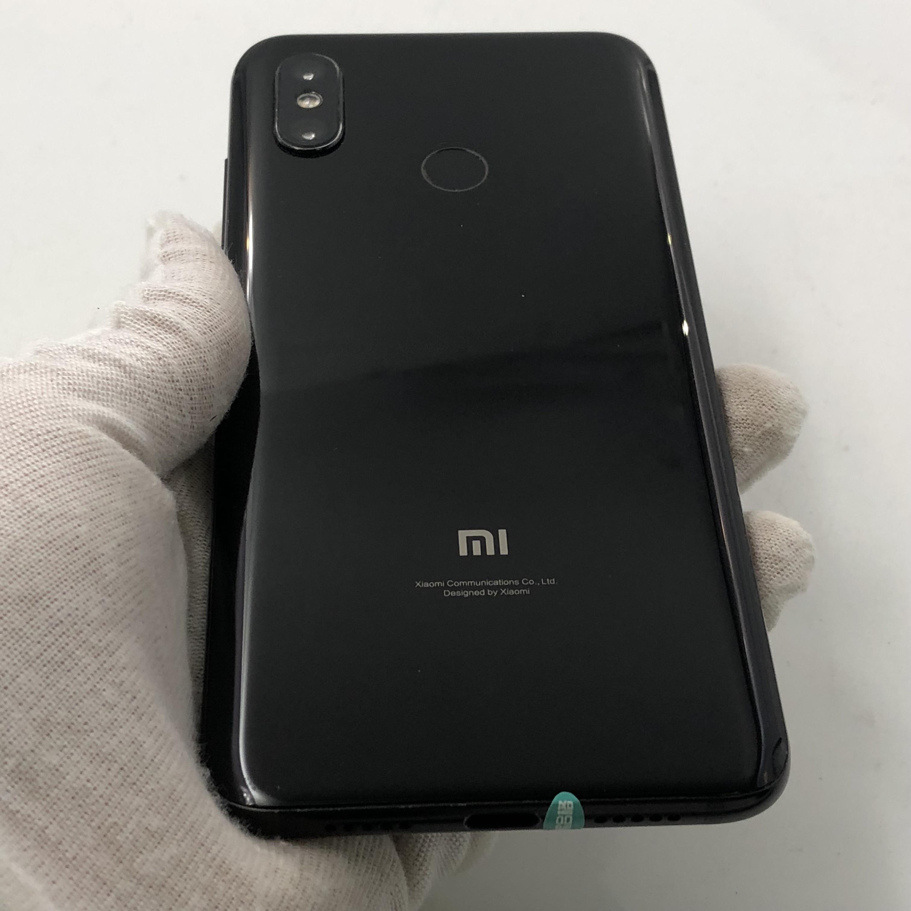 小米【小米8】4G全网通 黑色 8G/128G 国行 8成新