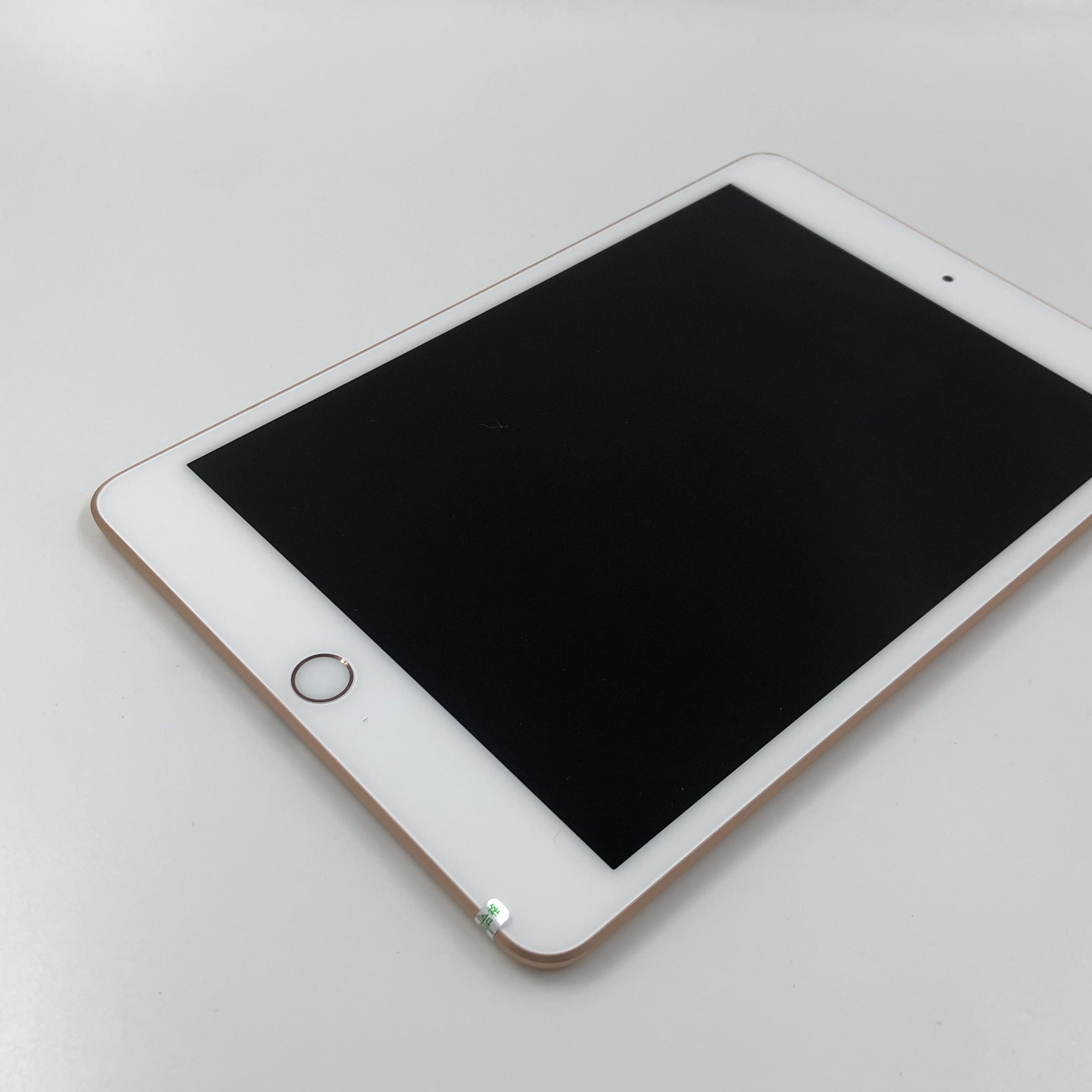 苹果【iPad mini5 7.9英寸 19款】WIFI版 金色 64G 国行 95新 真机实拍保修2022-01-08