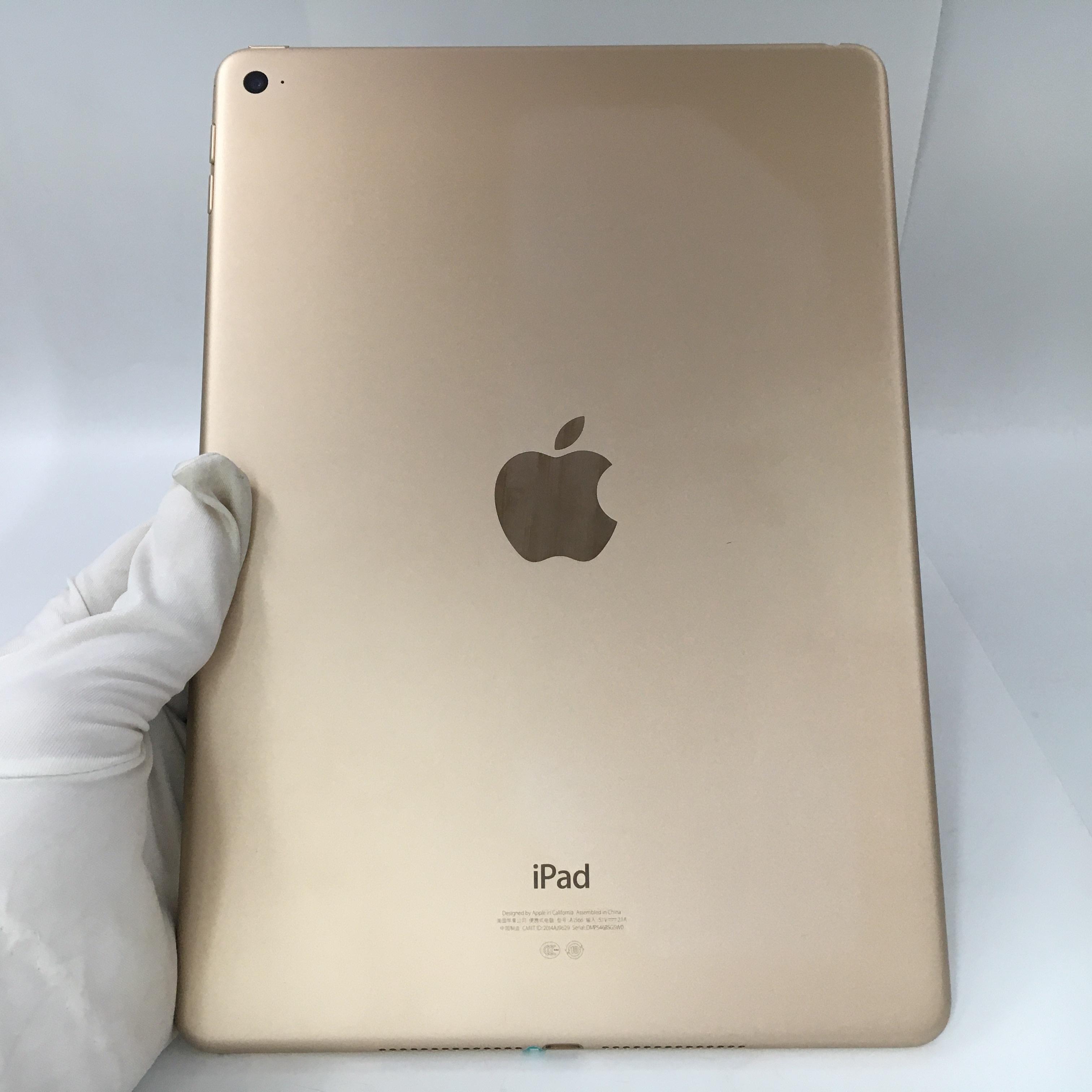 苹果【iPad Air 2】WIFI版 金色 64G 国行 8成新