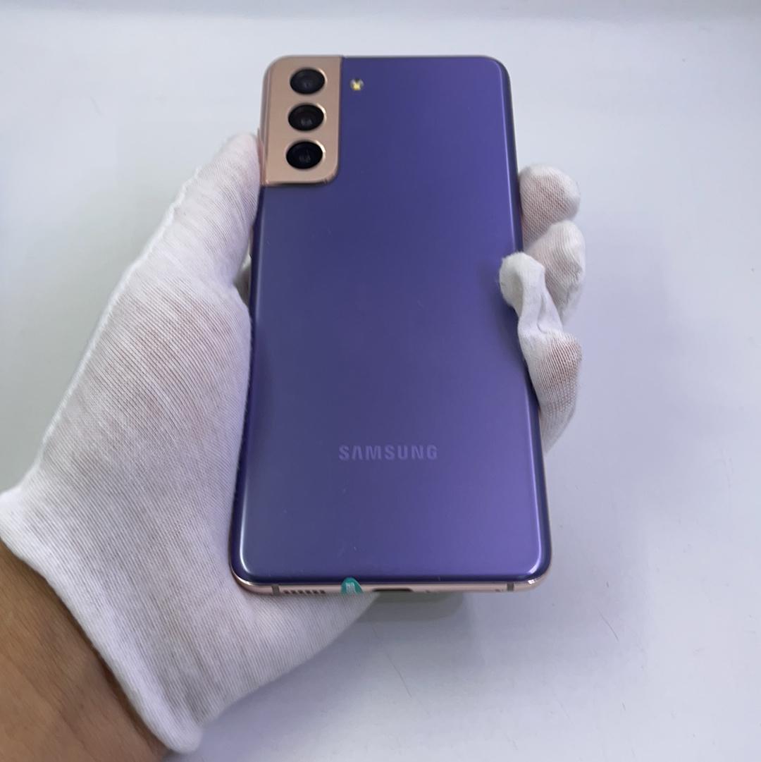 三星【Galaxy S21 5G】5G全网通 梵梦紫 8G/256G 国行 9成新