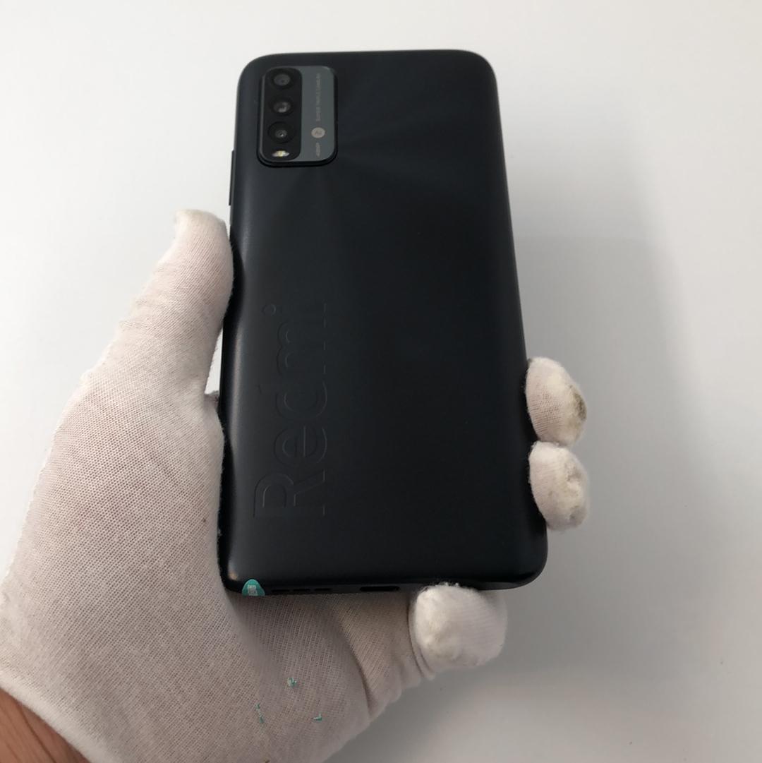 小米【Redmi Note 9 4G】4G全网通 羽墨黑 4G/128G 国行 95新