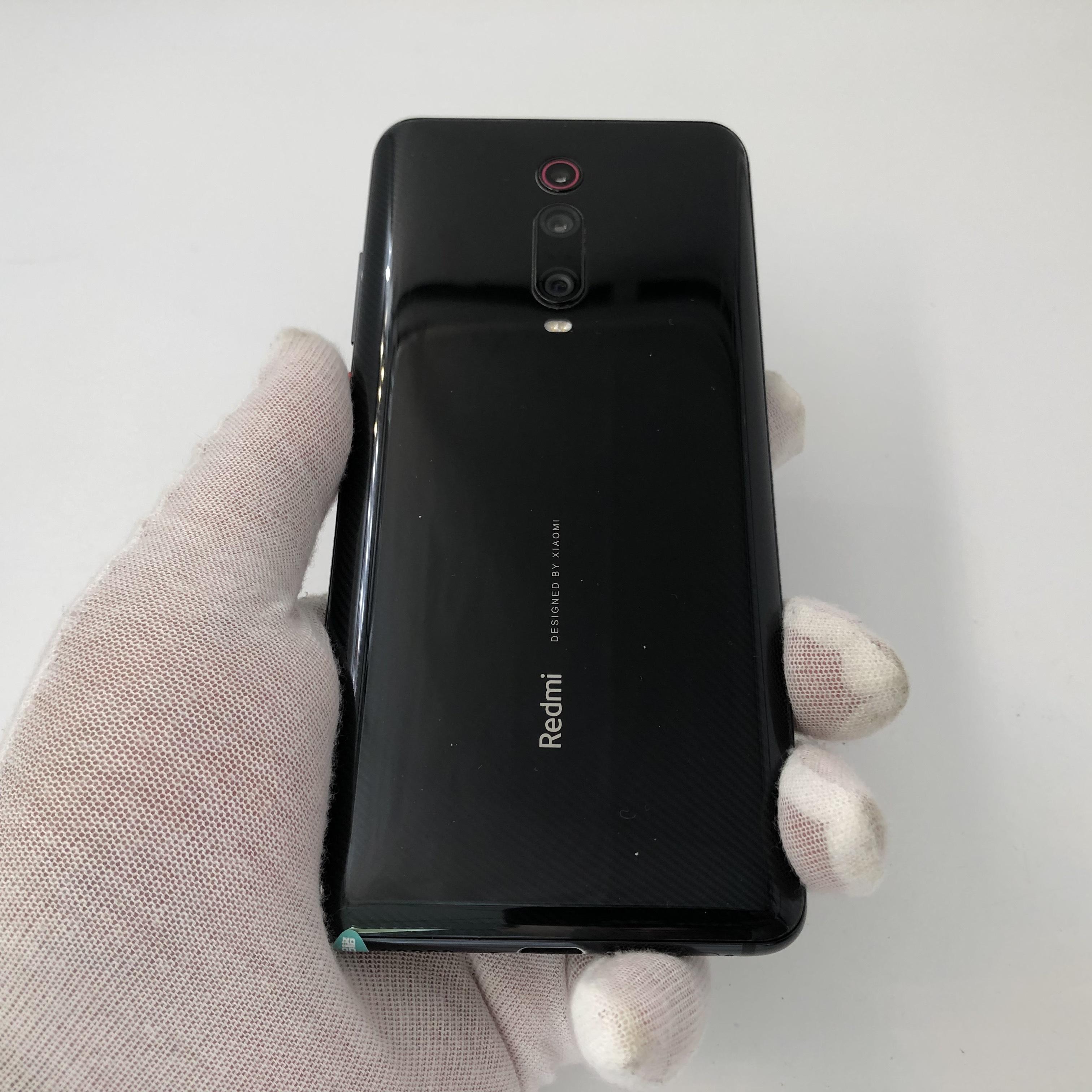 小米【Redmi K20 Pro】4G全网通 黑色 6G/128G 国行 8成新