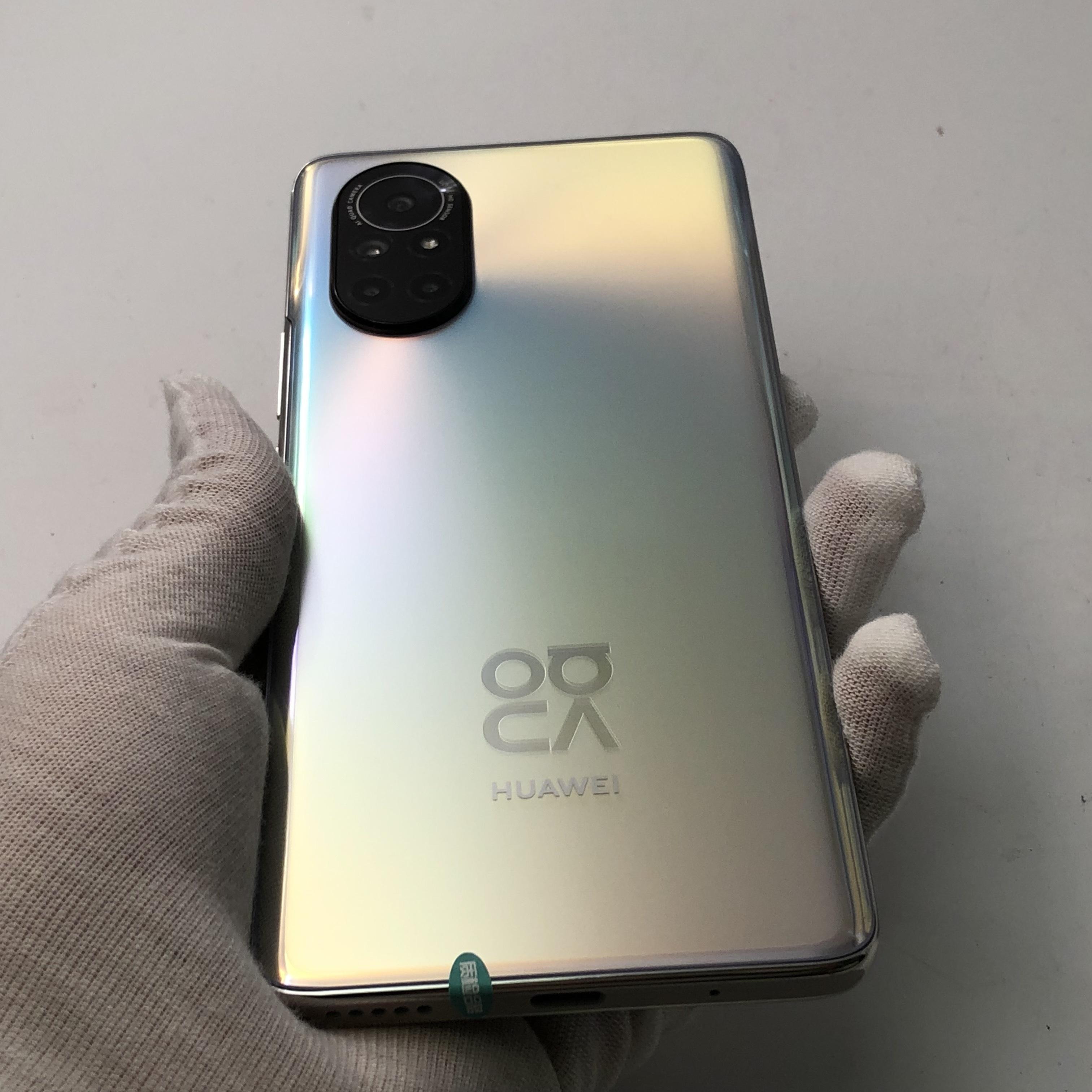 华为【Nova 8(5G版)】5G全网通 8号色 8G/128G 国行 99新
