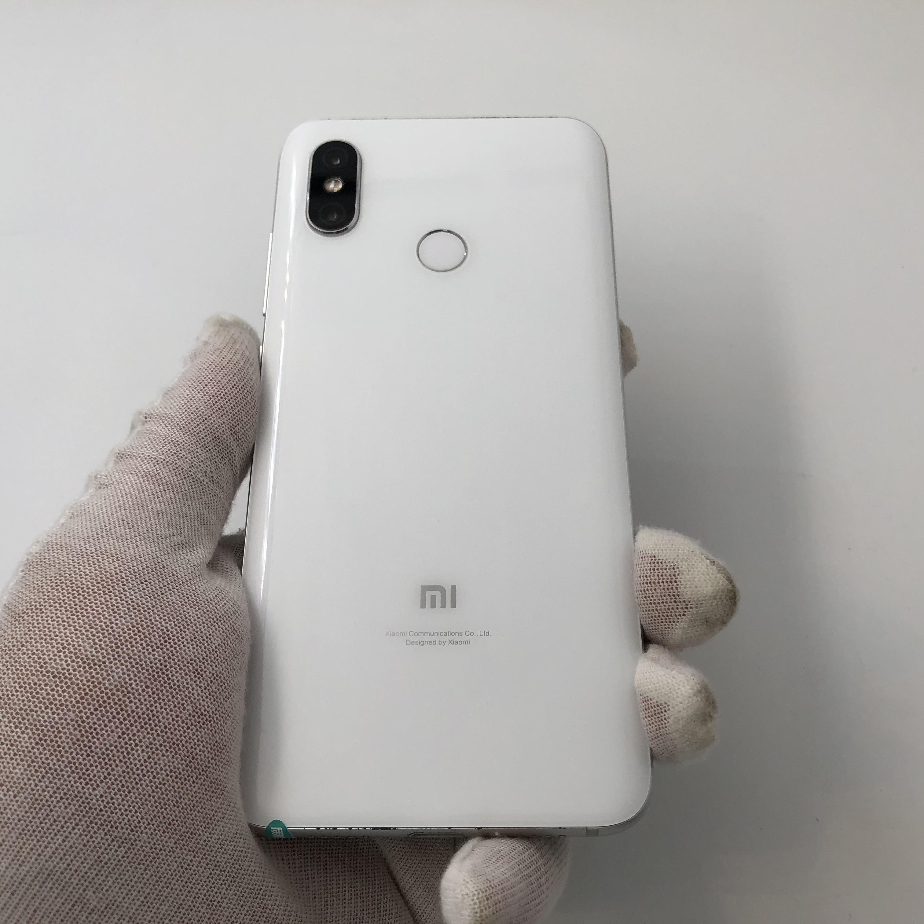 小米【小米8】4G全网通 白色 6G/64G 国行 8成新