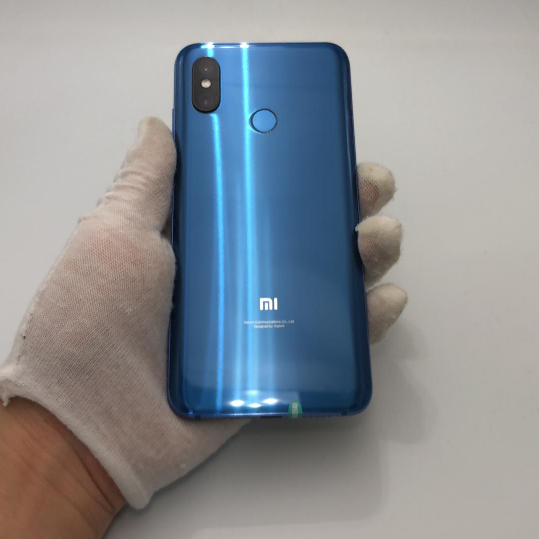 小米【小米8】4G全网通 蓝色 6G/64G 国行 9成新