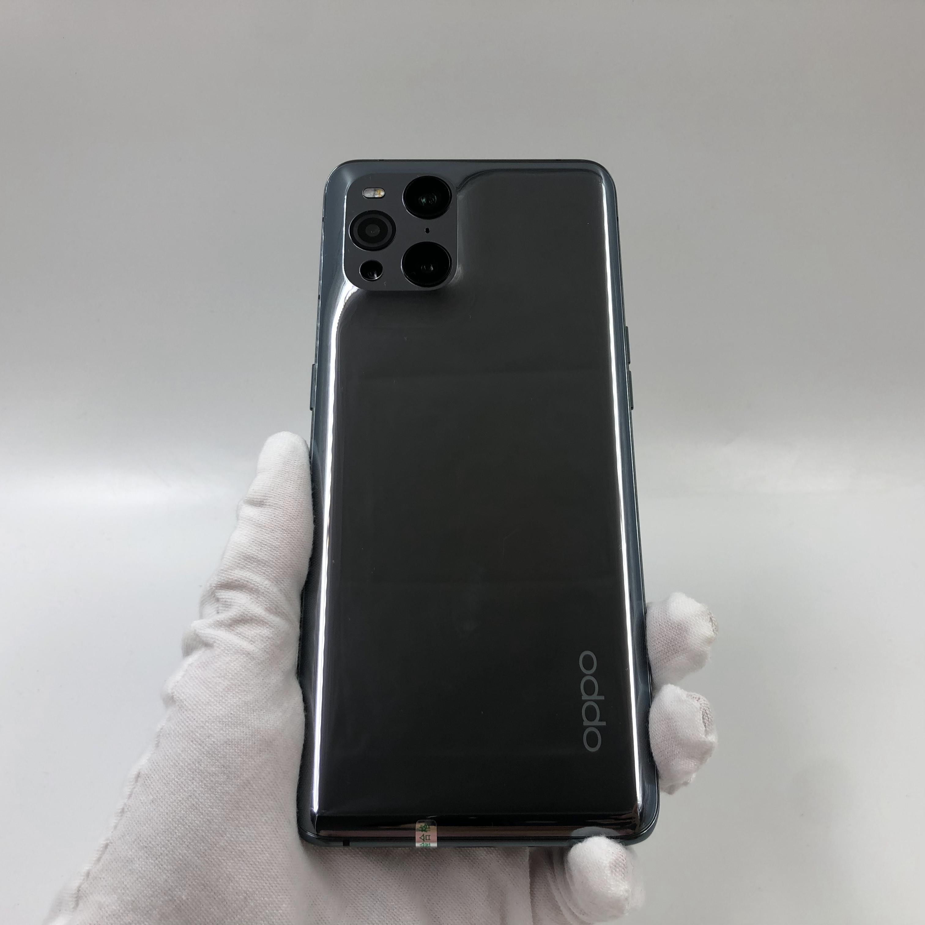 oppo【Find X3 Pro 5G】5G全网通 镜黑 12G/256G 国行 95新 真机实拍