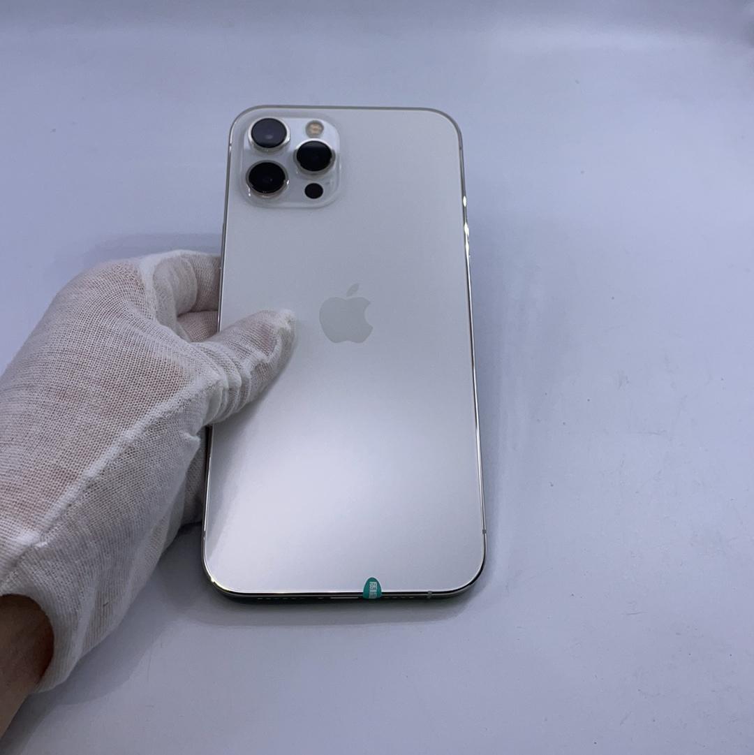 苹果【iPhone 12 Pro Max】5G全网通 银色 512G 国行 95新