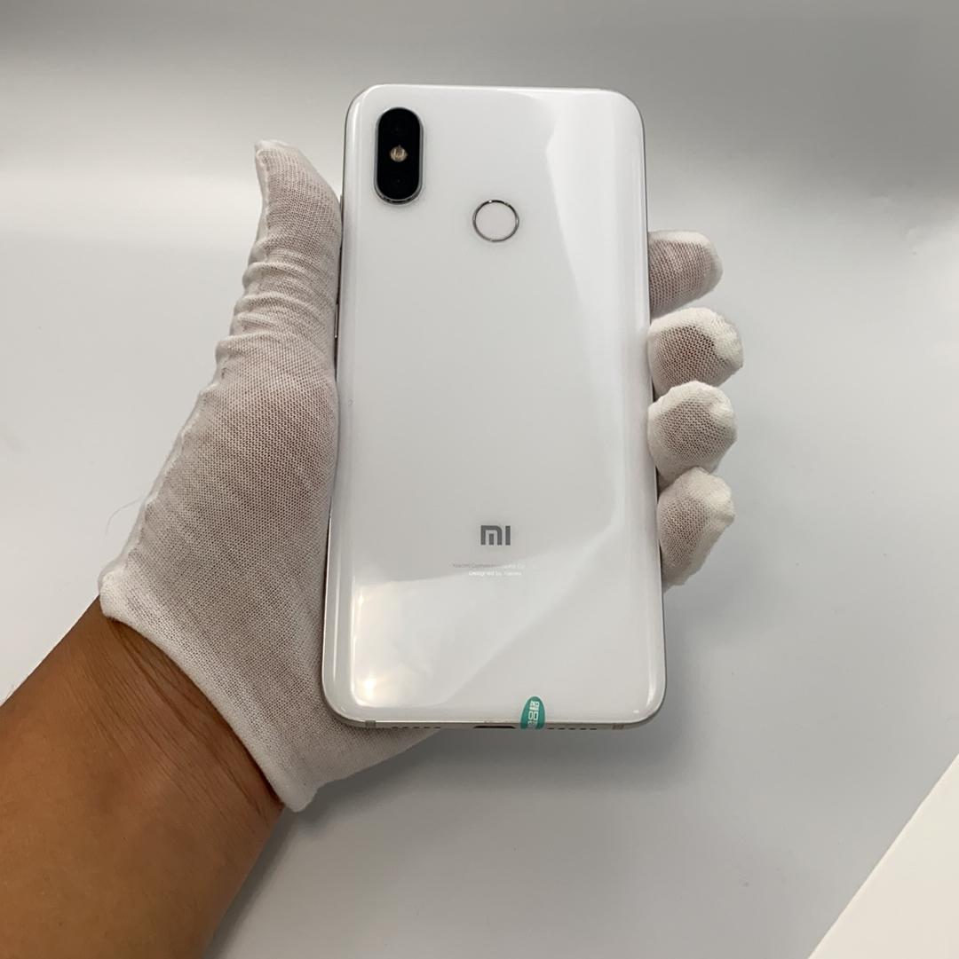 小米【小米8】4G全网通 白色 6G/64G 国行 99新