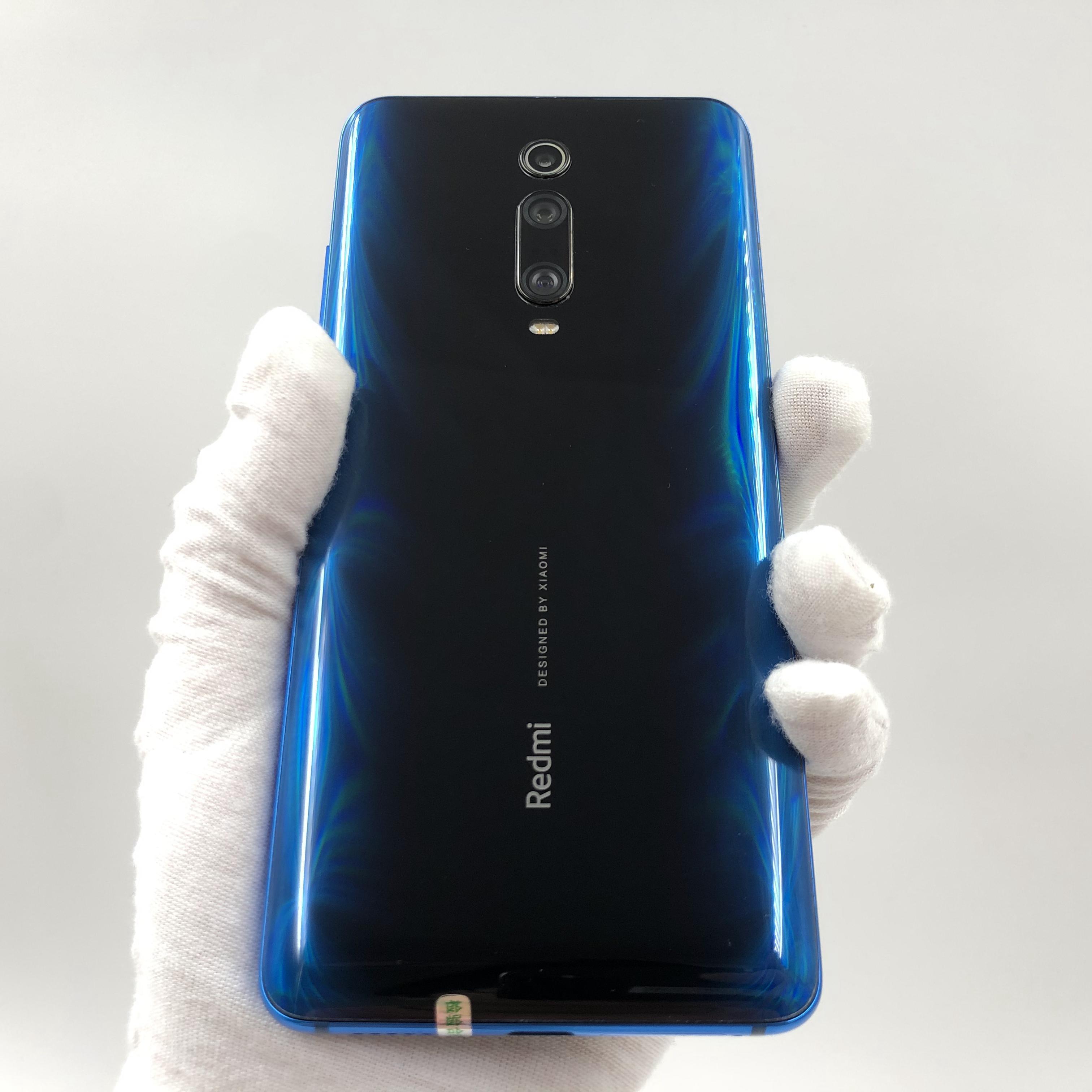 小米【Redmi K20 Pro 尊享】4G全网通 冰川蓝 12G/512G 国行 9成新 真机实拍