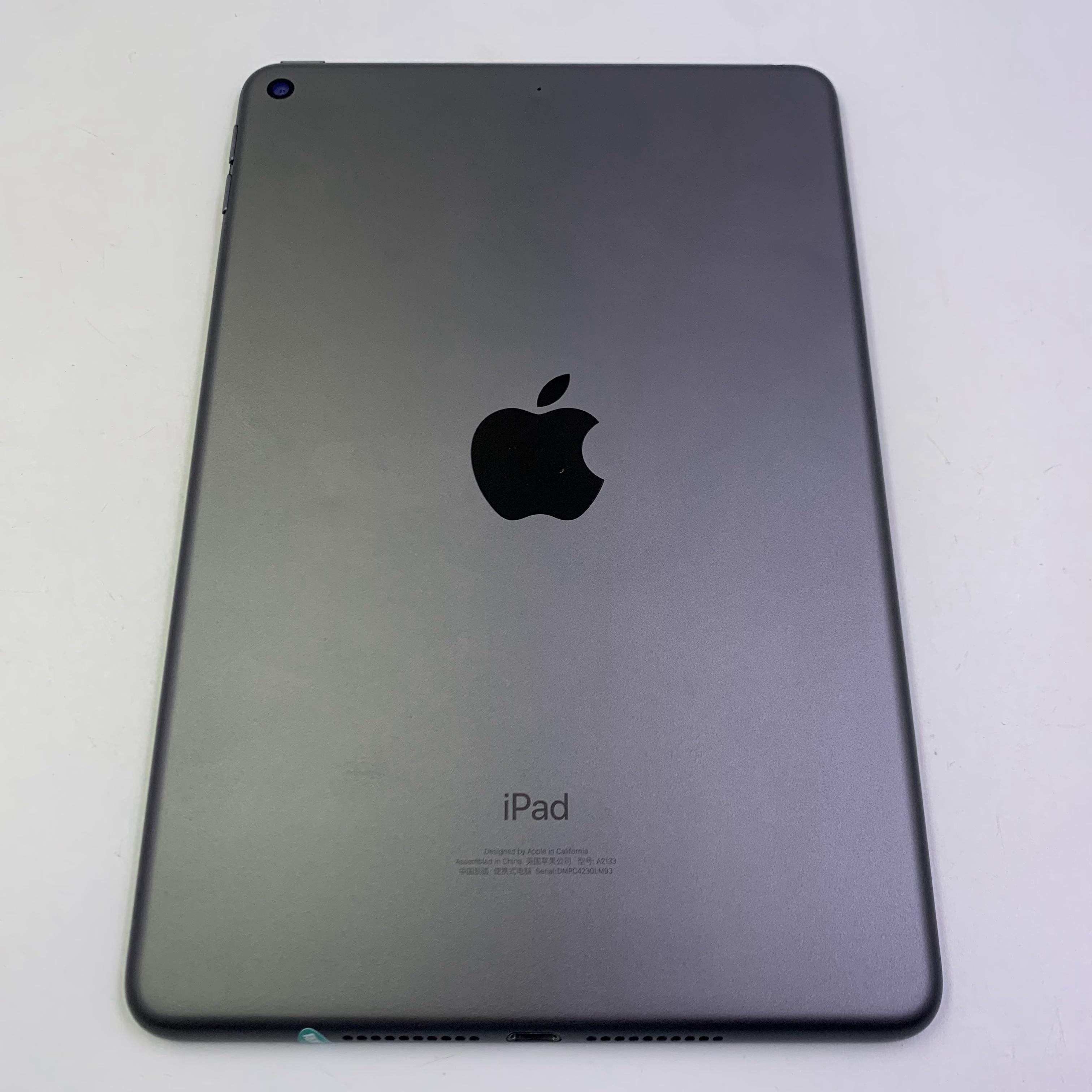 苹果【iPad mini5 7.9英寸 19款】WIFI版 深空灰 64G 国行 99新
