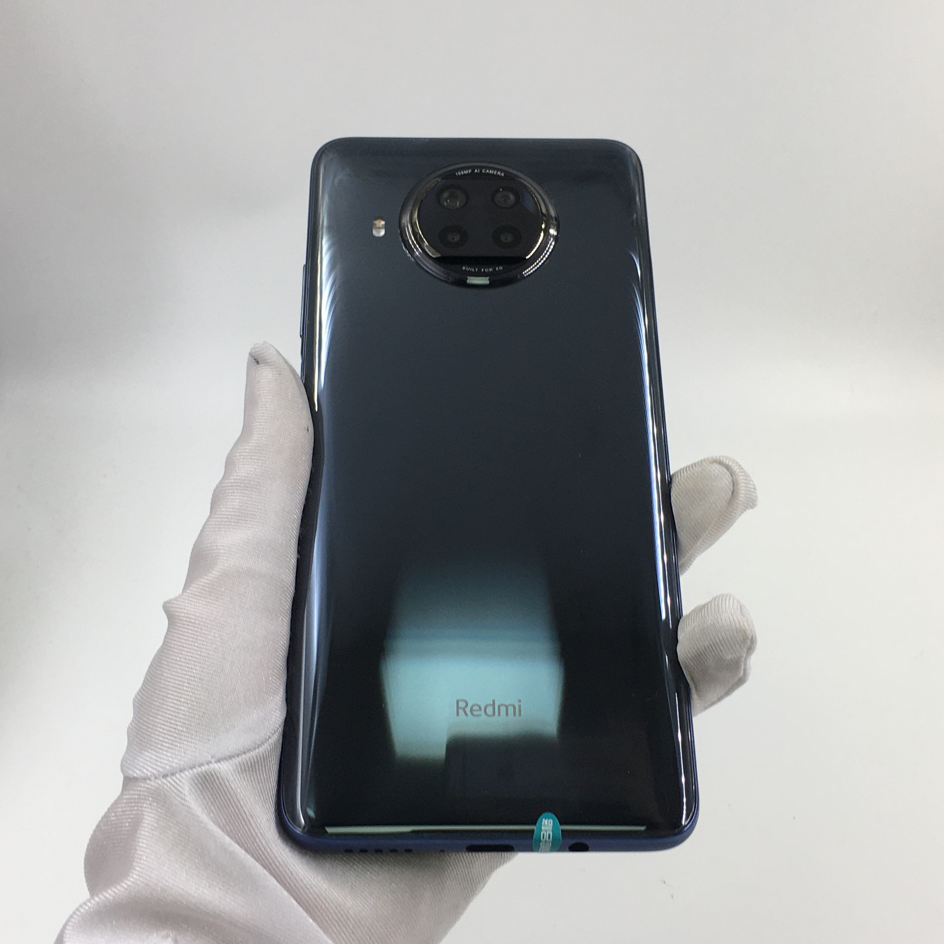 小米【Redmi Note 9 Pro 5G】5G全网通 静默星空 8G/256G 国行 95新 8G/256G真机实拍