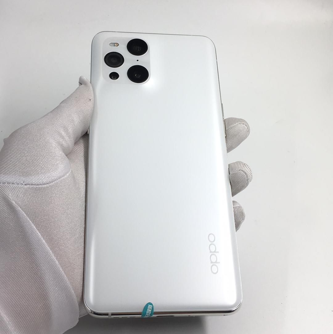 oppo【Find X3 Pro 5G】5G全网通 凝白 12G/256G 国行 99新 12G/256G真机实拍