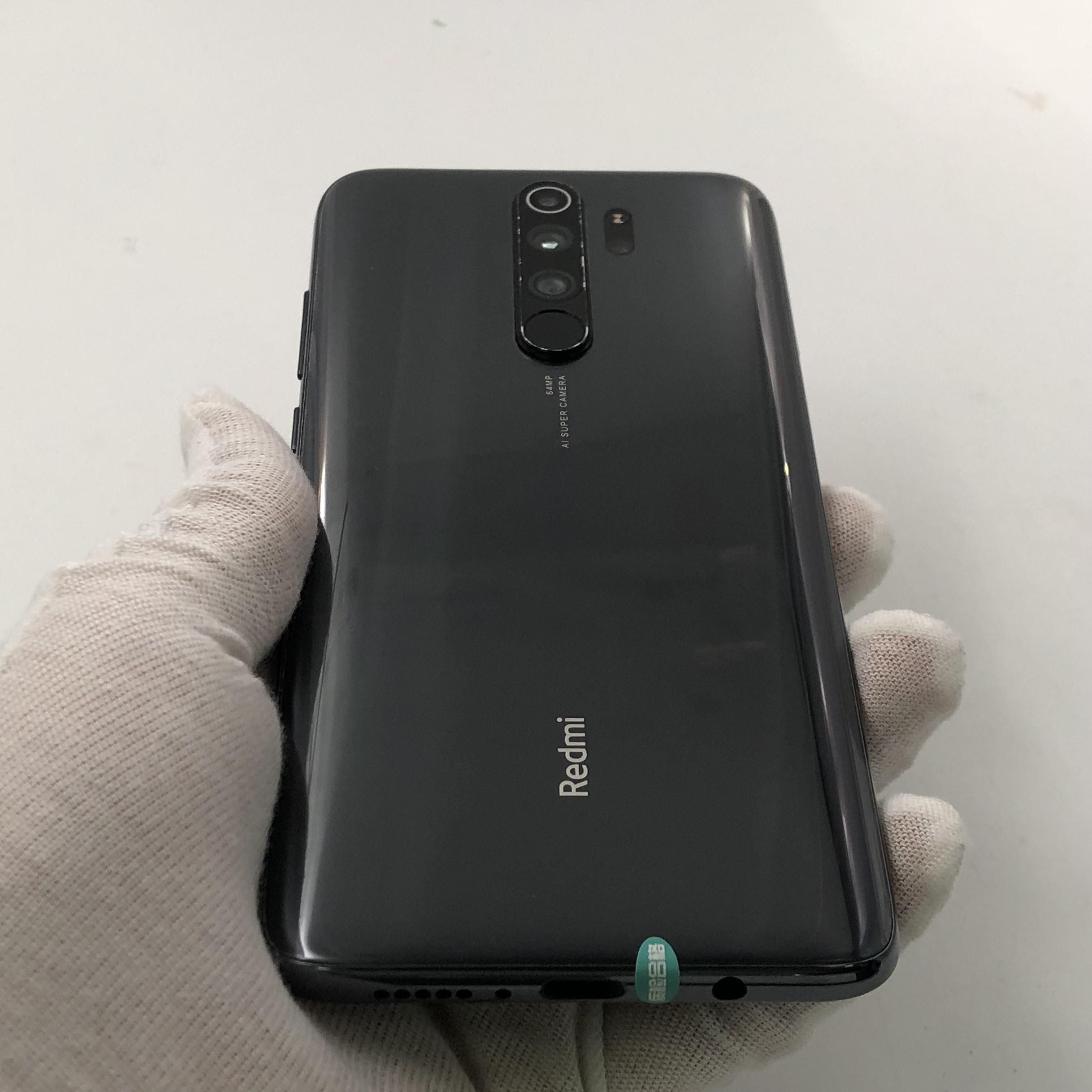 小米【Redmi Note 8 Pro】4G全网通 电光灰 8G/128G 国行 9成新