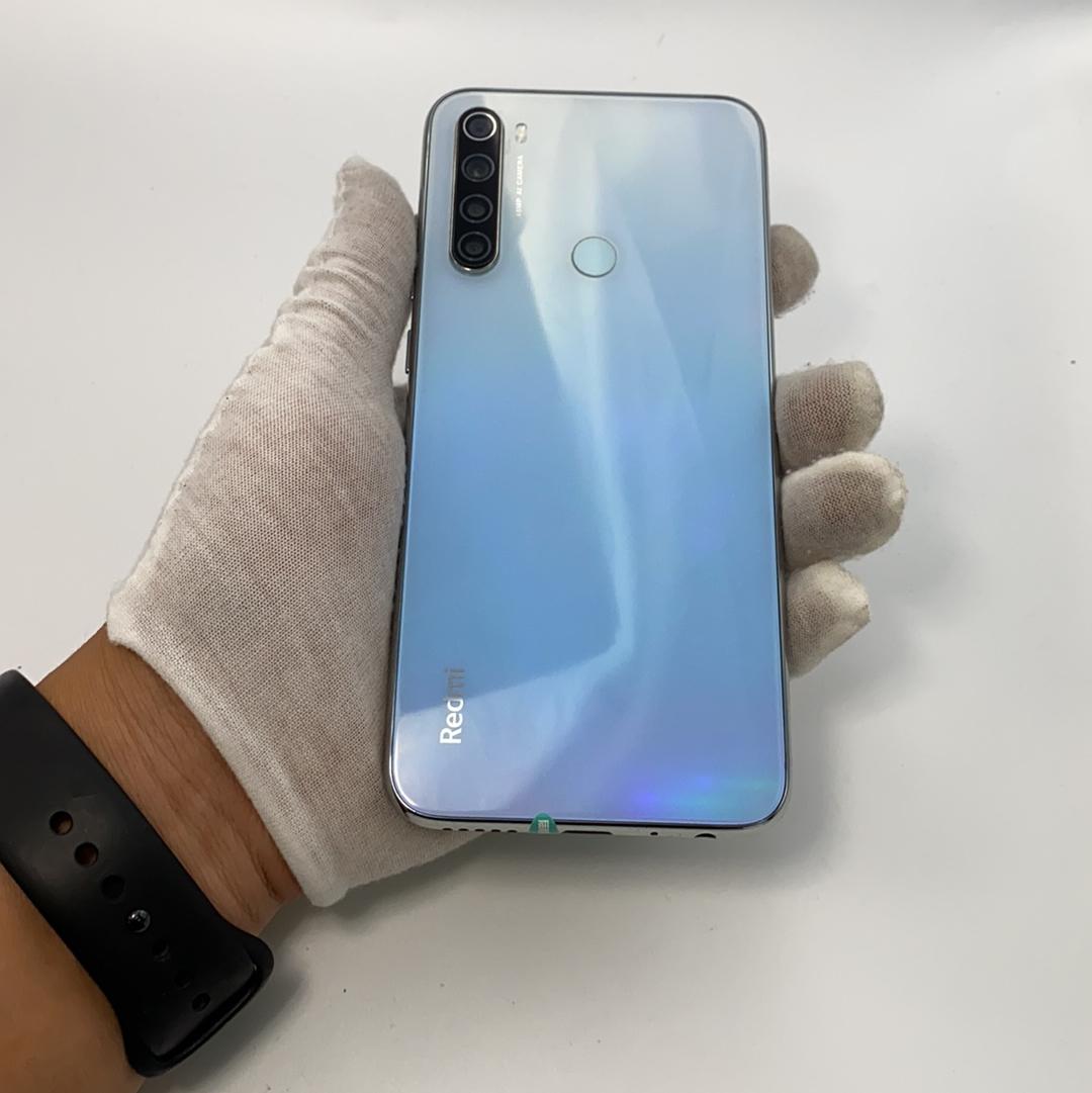 小米【Redmi Note 8】4G全网通 蓝色 4G/64G 国行 95新