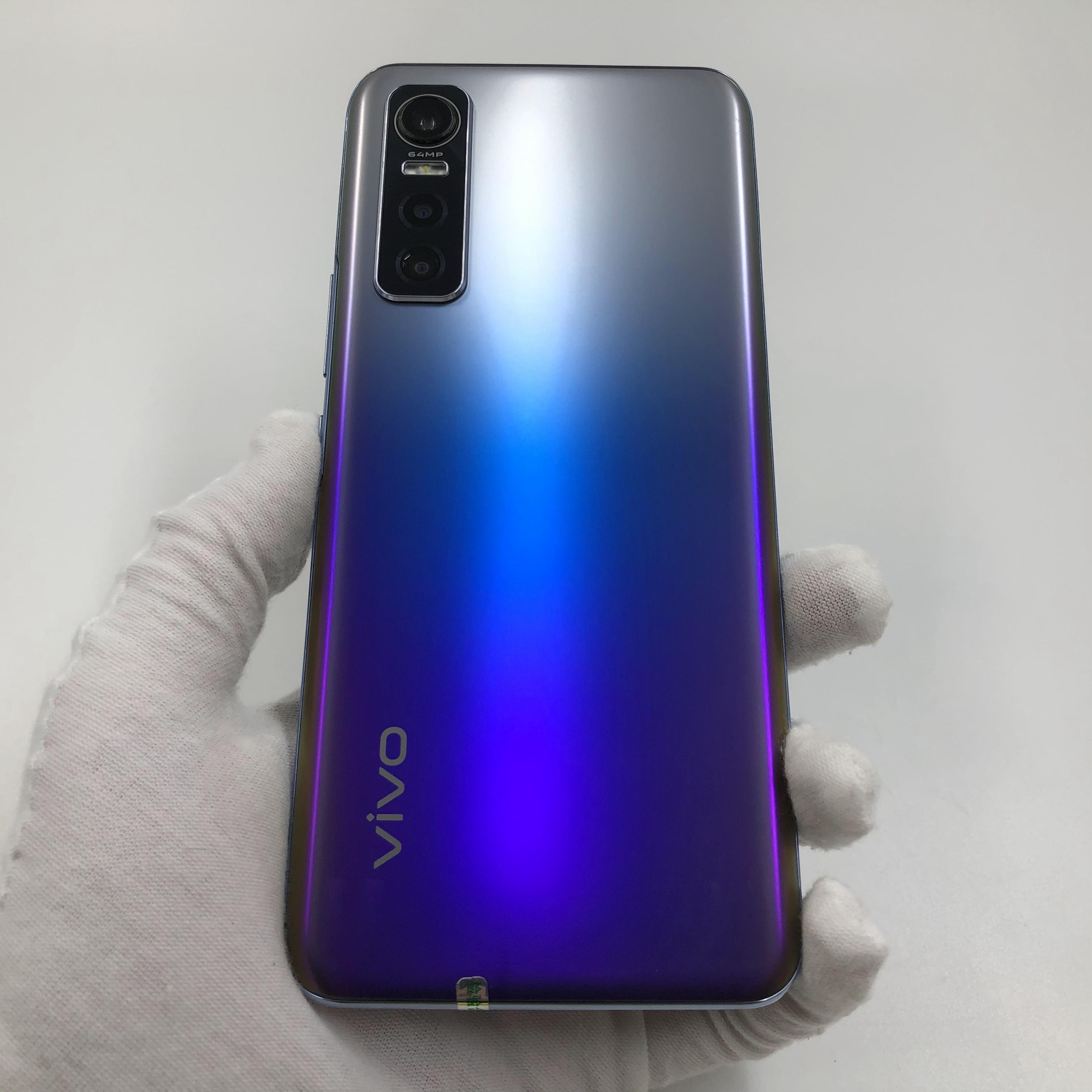 vivo【S7e 5G】5G全网通 幻砂星海 8G/128G 国行 9成新 真机实拍