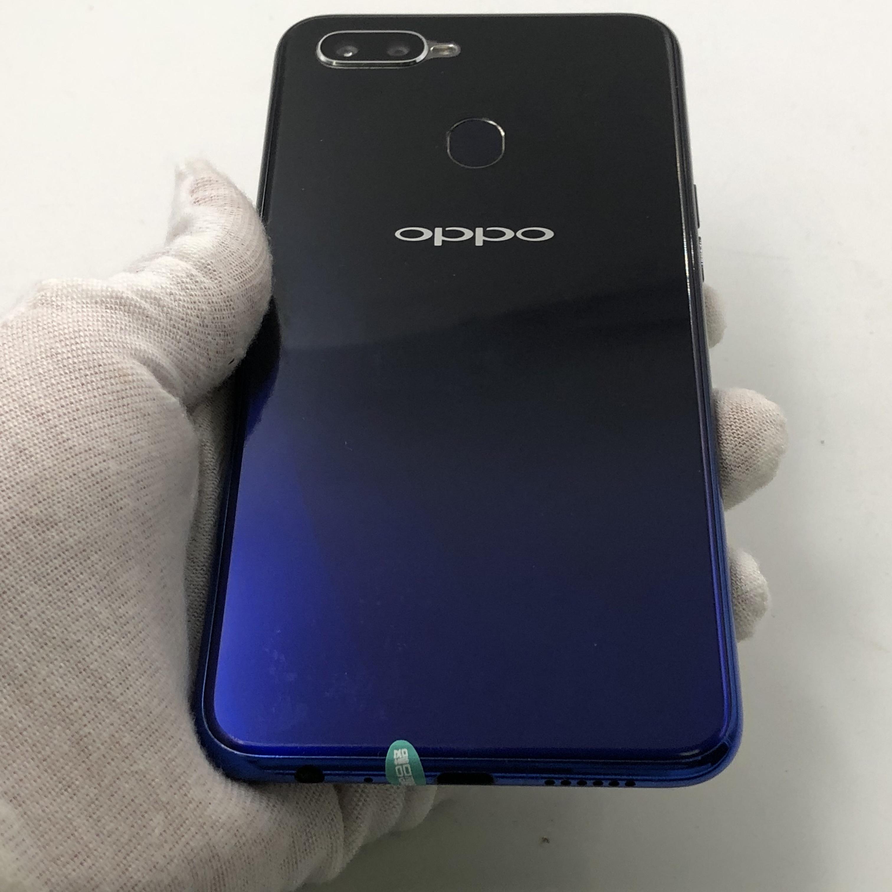 oppo【A7x】移动 4G/3G/2G 蓝色 4G/64G 国行 95新