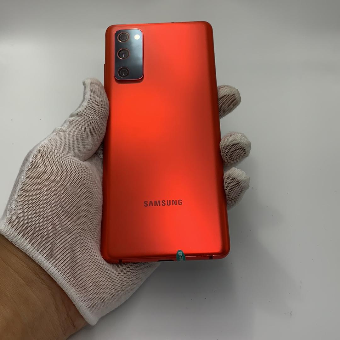 三星【Galaxy S20 FE 5G】5G全网通 灵感红 8G/256G 国行 95新