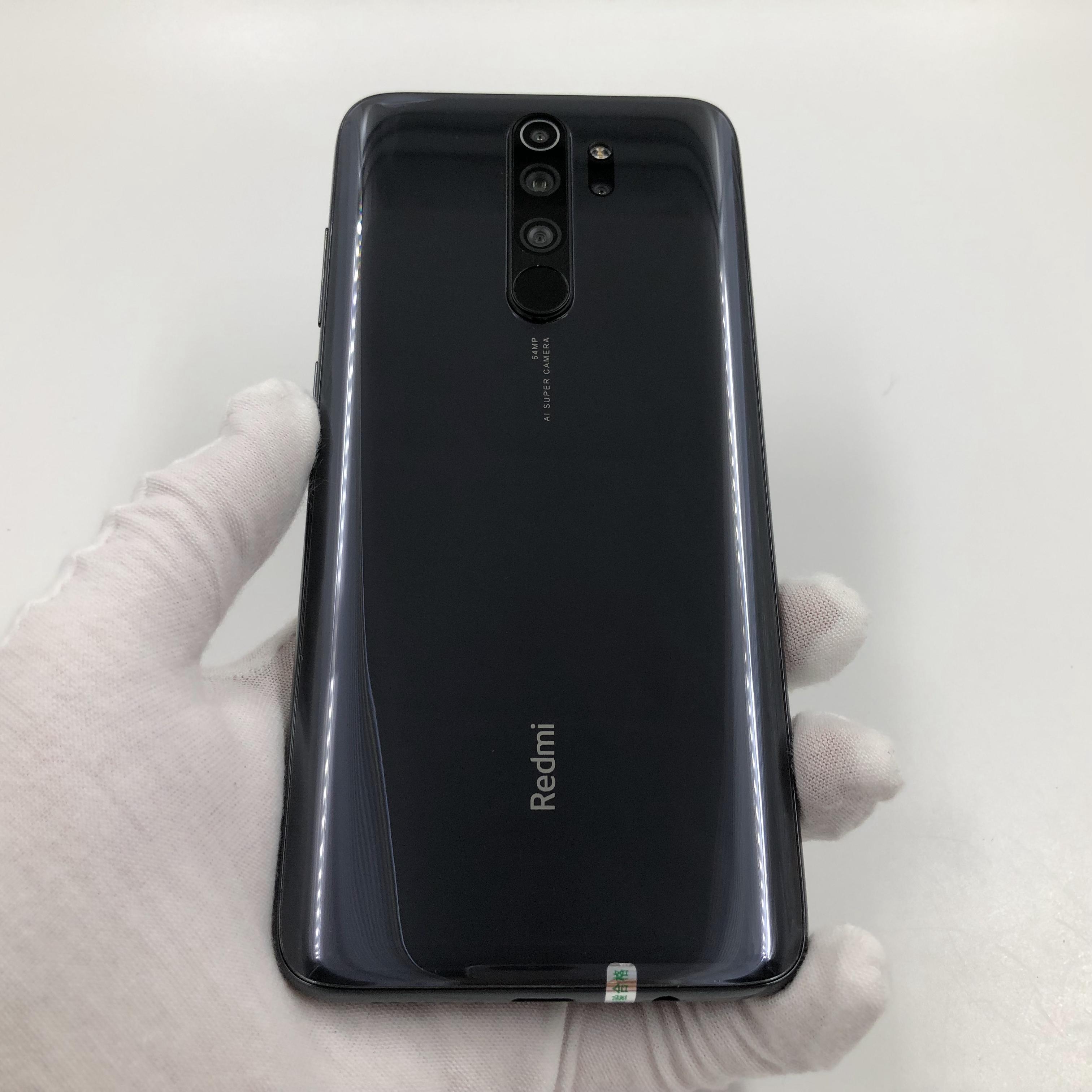 小米【Redmi Note 8 Pro】4G全网通 电光灰 6G/128G 国行 95新 真机实拍