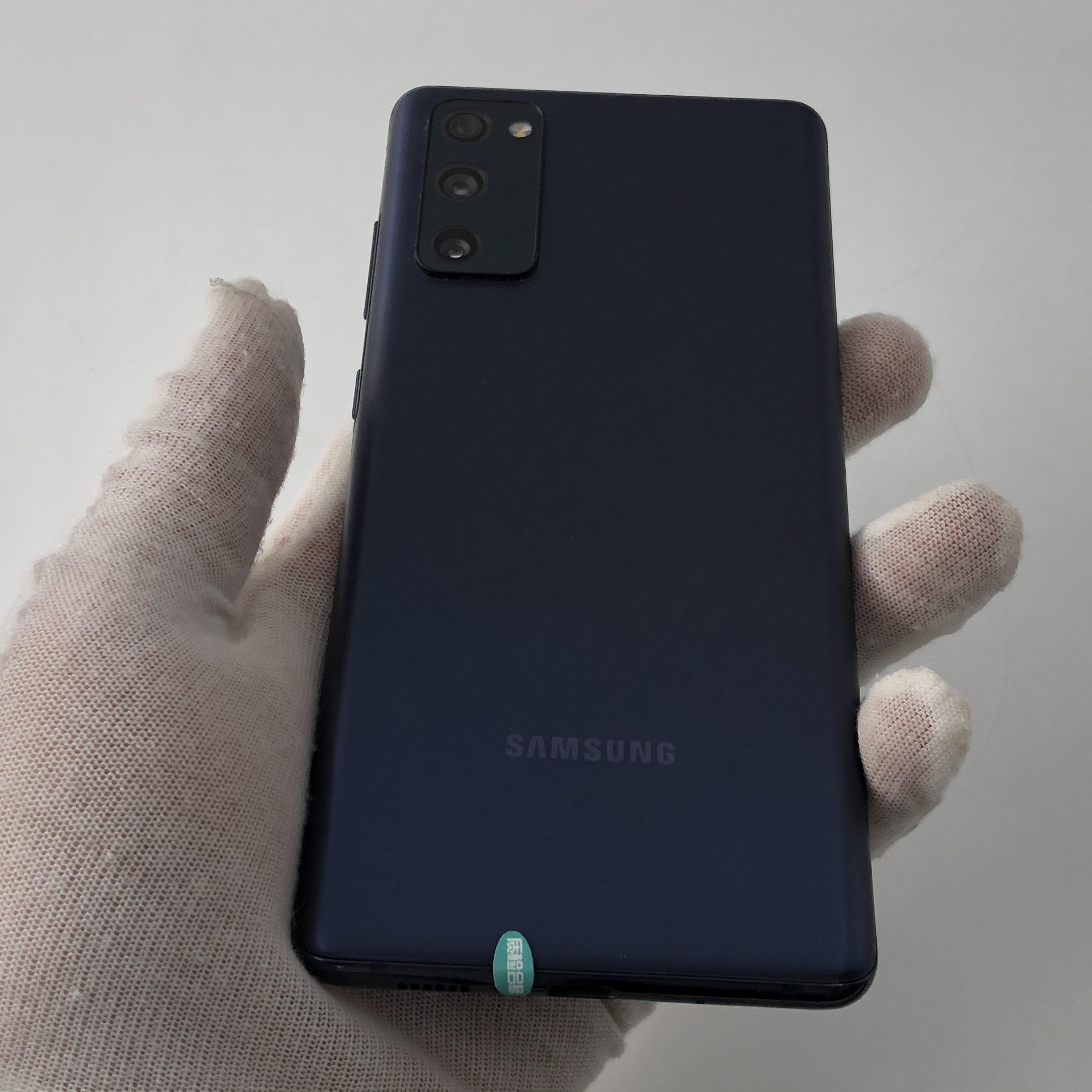 三星【Galaxy S20 FE 5G】5G全网通 异想蓝 8G/256G 国行 95新