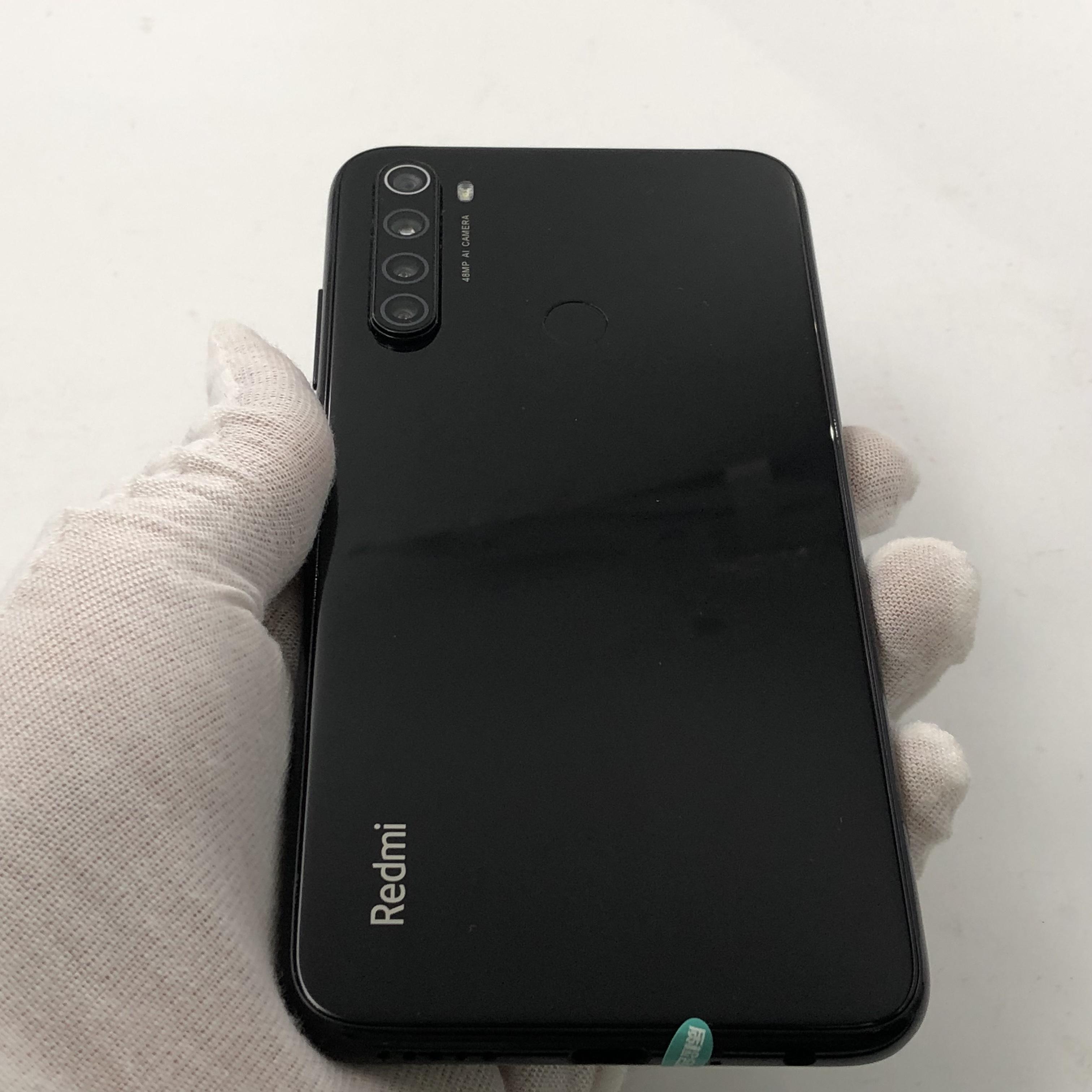 小米【Redmi Note 8】4G全网通 黑色 6G/128G 国行 95新