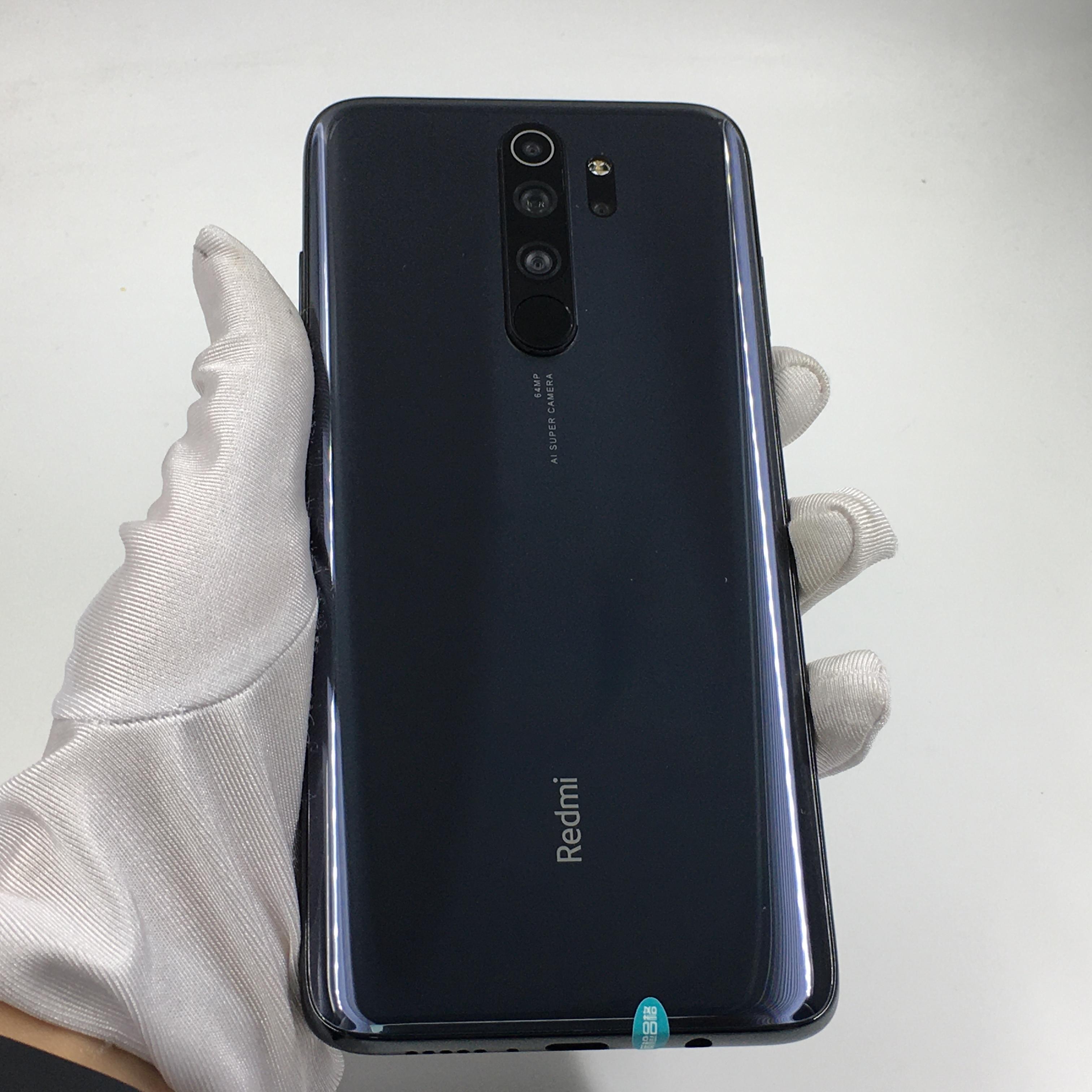 小米【Redmi Note 8 Pro】4G全网通 电光灰 6G/128G 国行 95新 6G/128G真机实拍