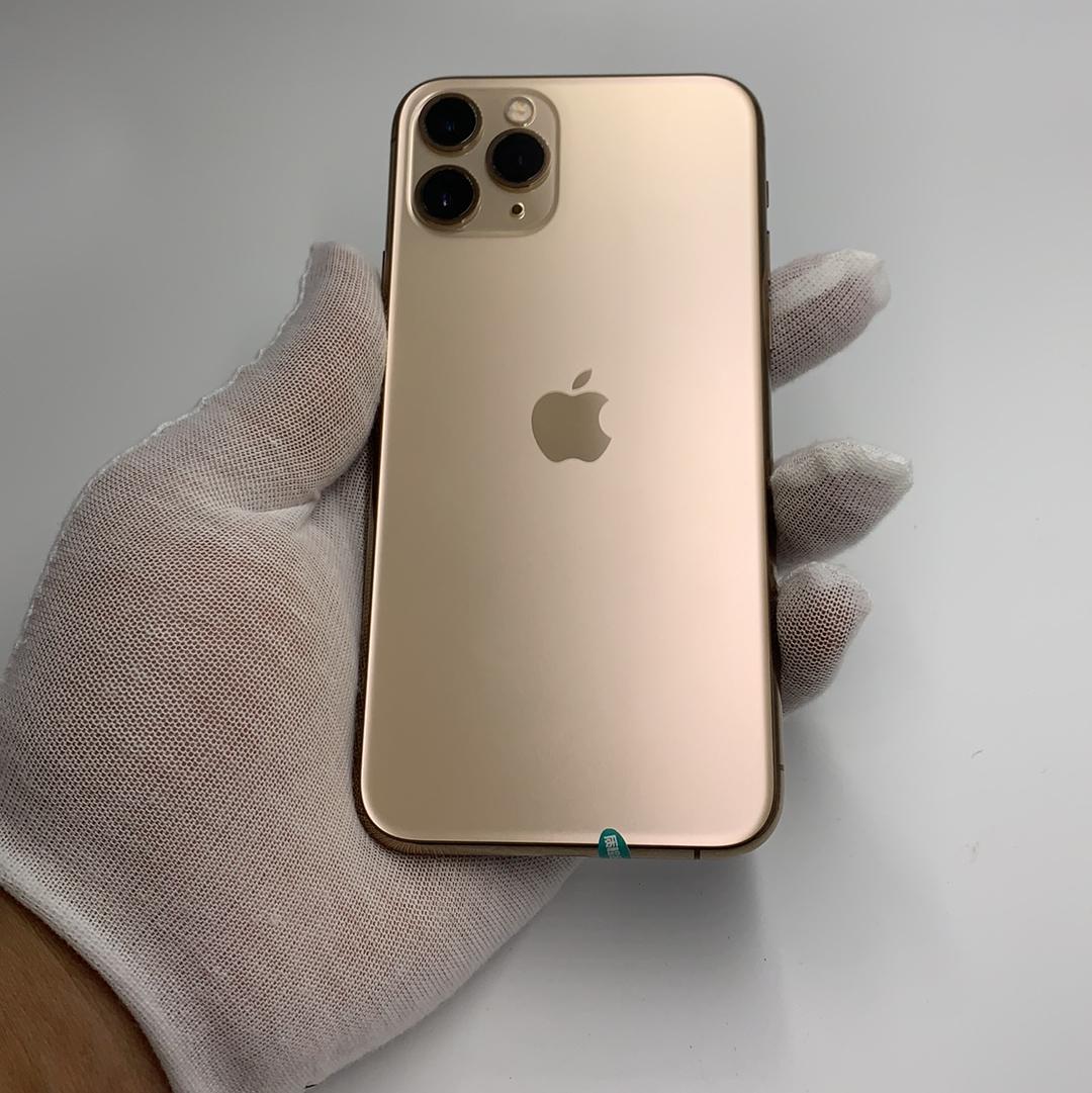 苹果【iPhone 11 Pro】4G全网通 金色 64G 国行 8成新