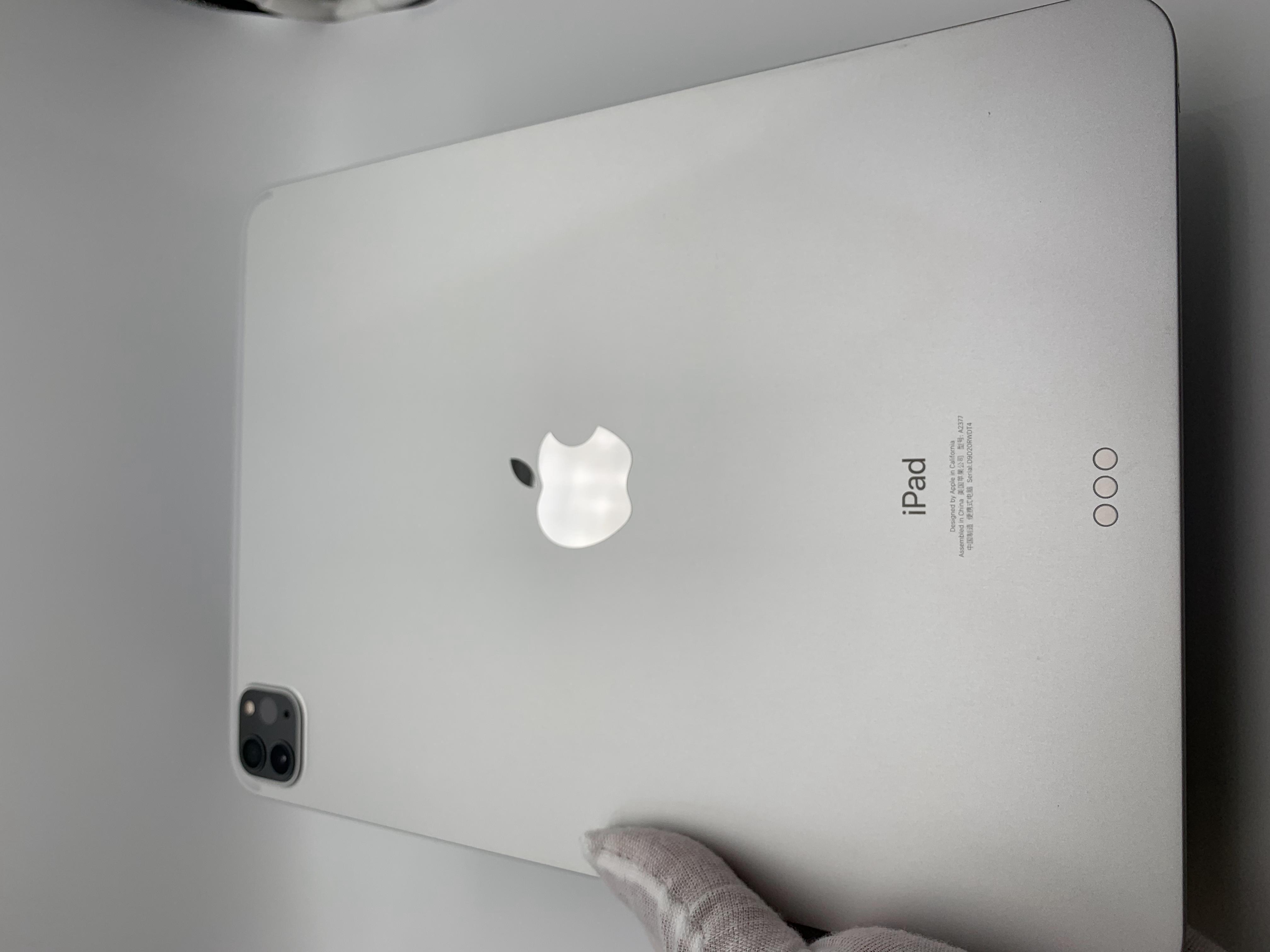 苹果【iPad Pro 11英寸 21款】WIFI版 银色 128G 国行 99新