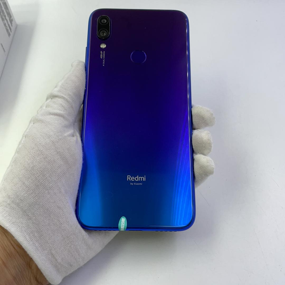 小米【Redmi Note 7】4G全网通 梦幻蓝 6G/64G 国行 8成新