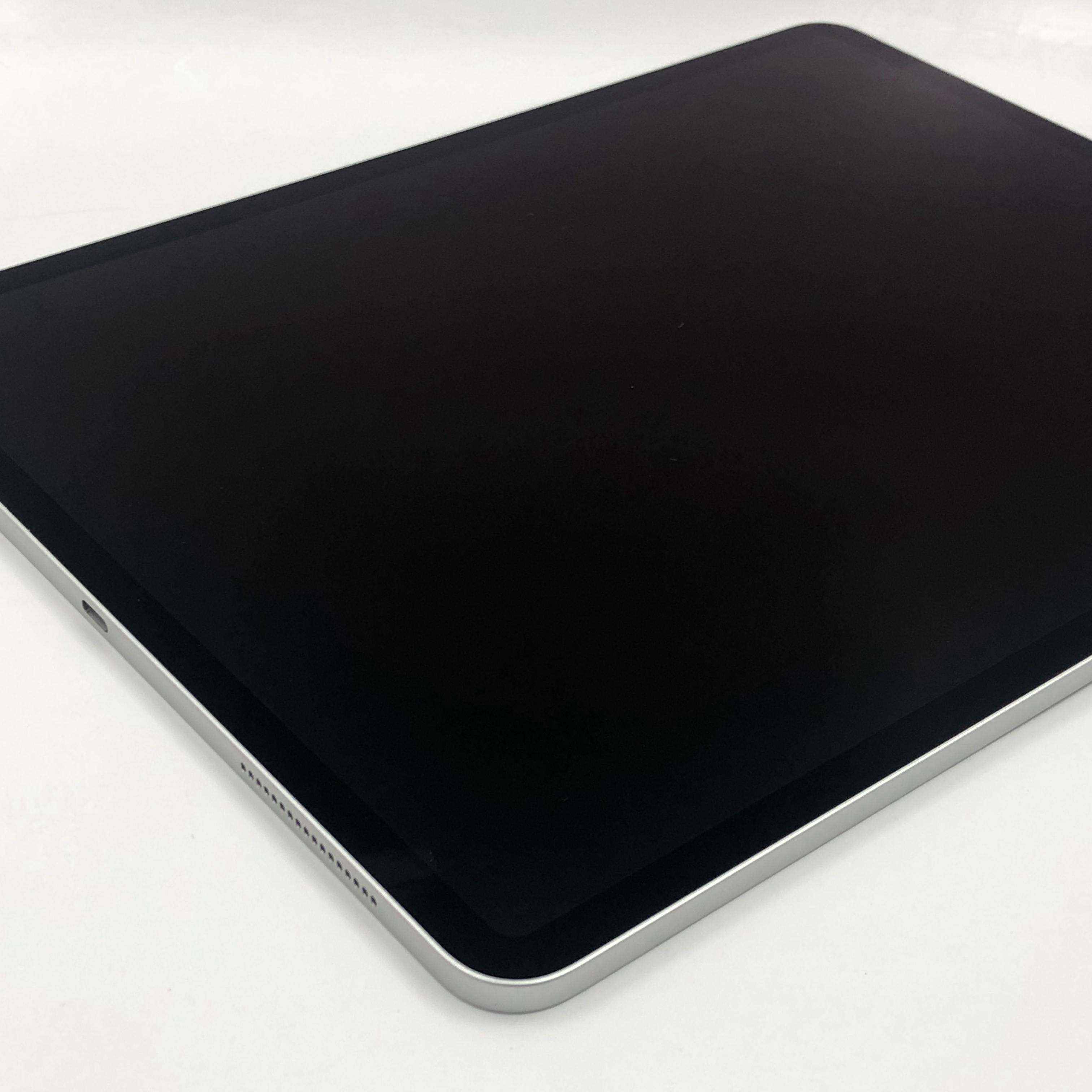 苹果【iPad Pro 12.9英寸 20款】WIFI版 银色 128G 国行 99新 真机实拍保修2022-04-27