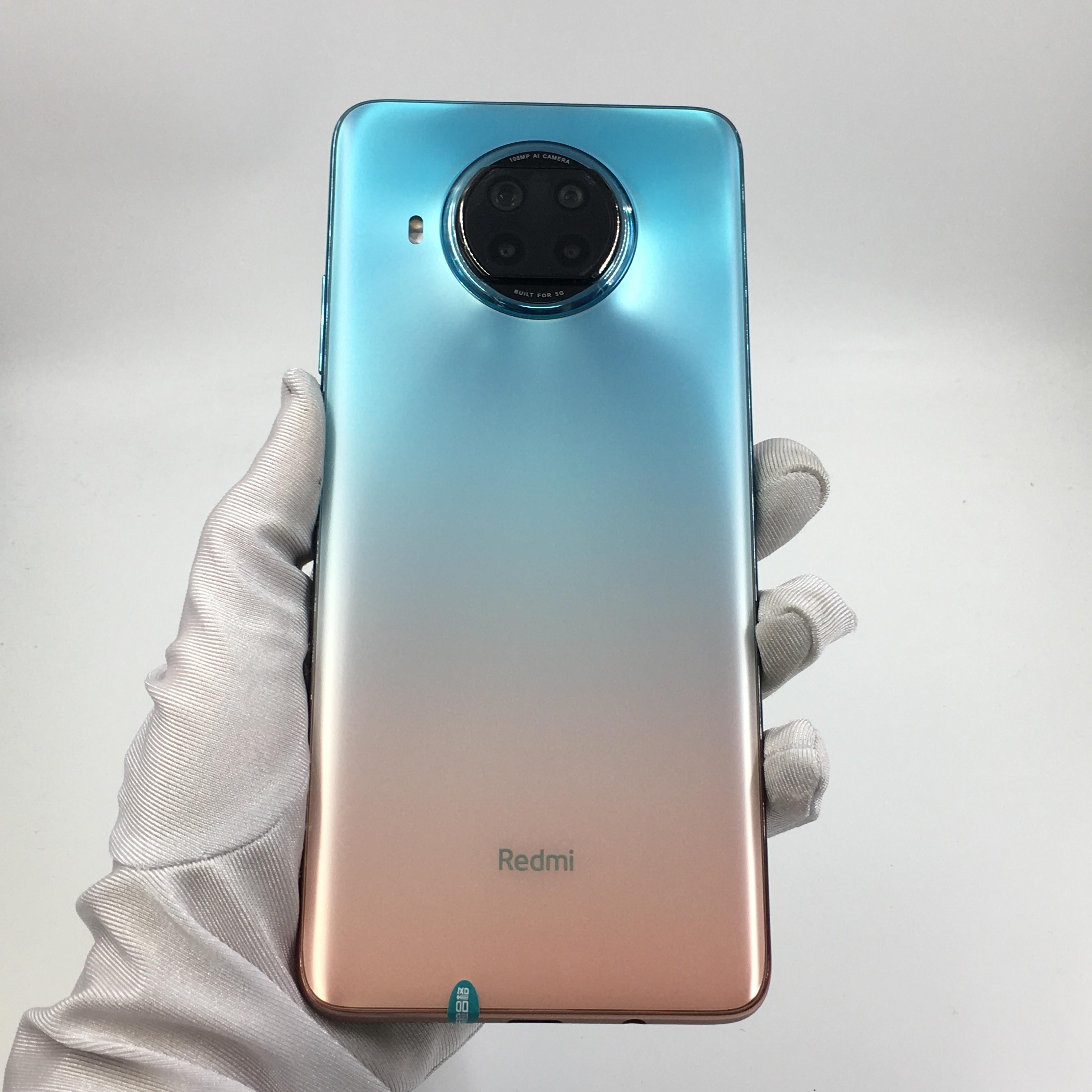小米【Redmi Note 9 Pro 5G】5G全网通 湖光秋色 8G/256G 国行 95新 8G/256G真机实拍