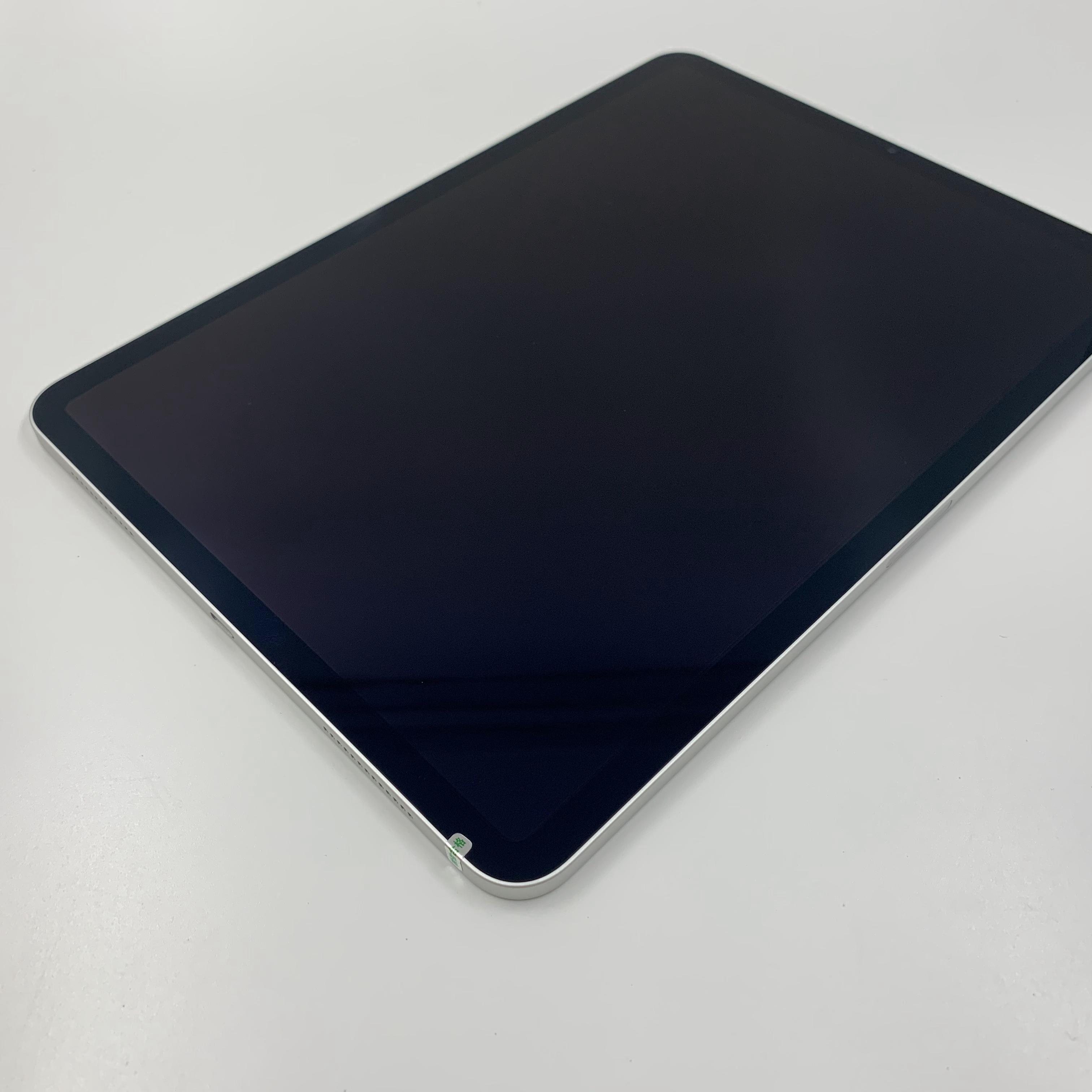 苹果【iPad Pro 11英寸  20款】WIFI版 银色 128G 国行 99新 真机实拍保修2021-11-13