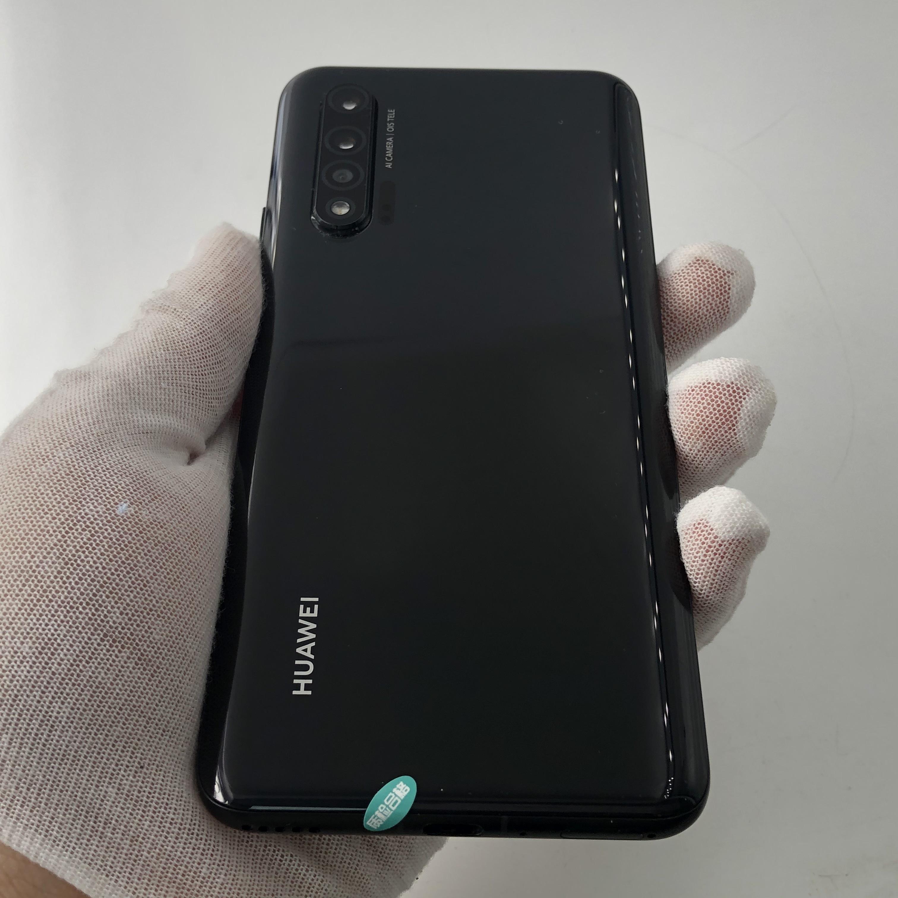 华为【nova 6 5G】5G全网通 亮黑色 8G/128G 国行 95新