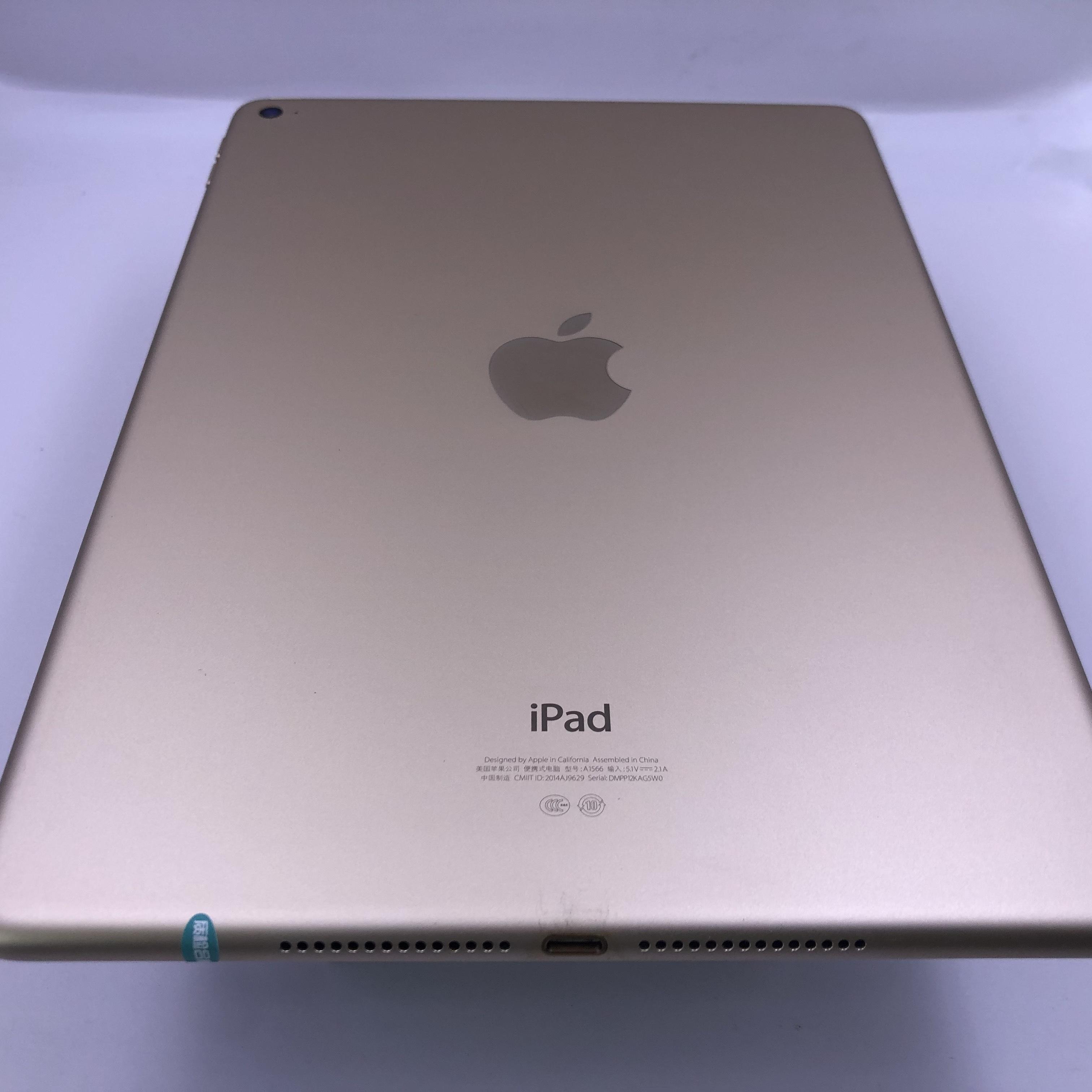 苹果【iPad Air 2】WIFI版 金色 64G 国行 99新