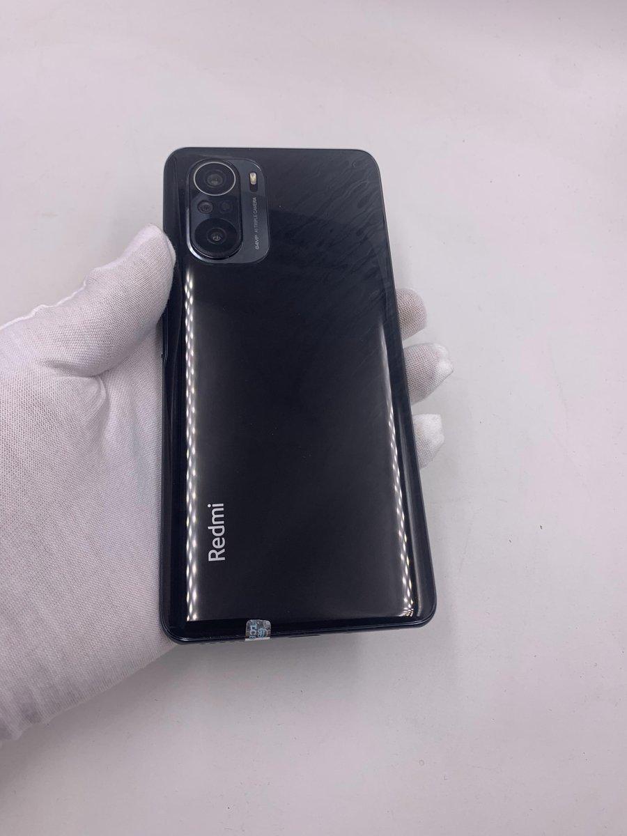 小米【Redmi K40 Pro 5G】5G全网通 墨羽 8G/256G 国行 95新