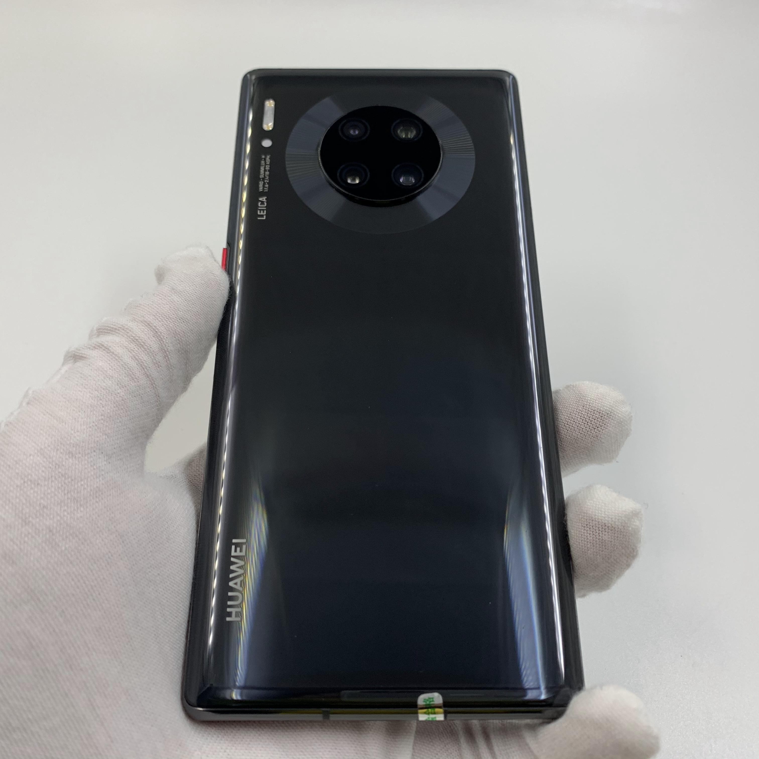 华为【Mate 30 Pro 5G】5G全网通 亮黑色 8G/256G 国行 9成新 真机实拍