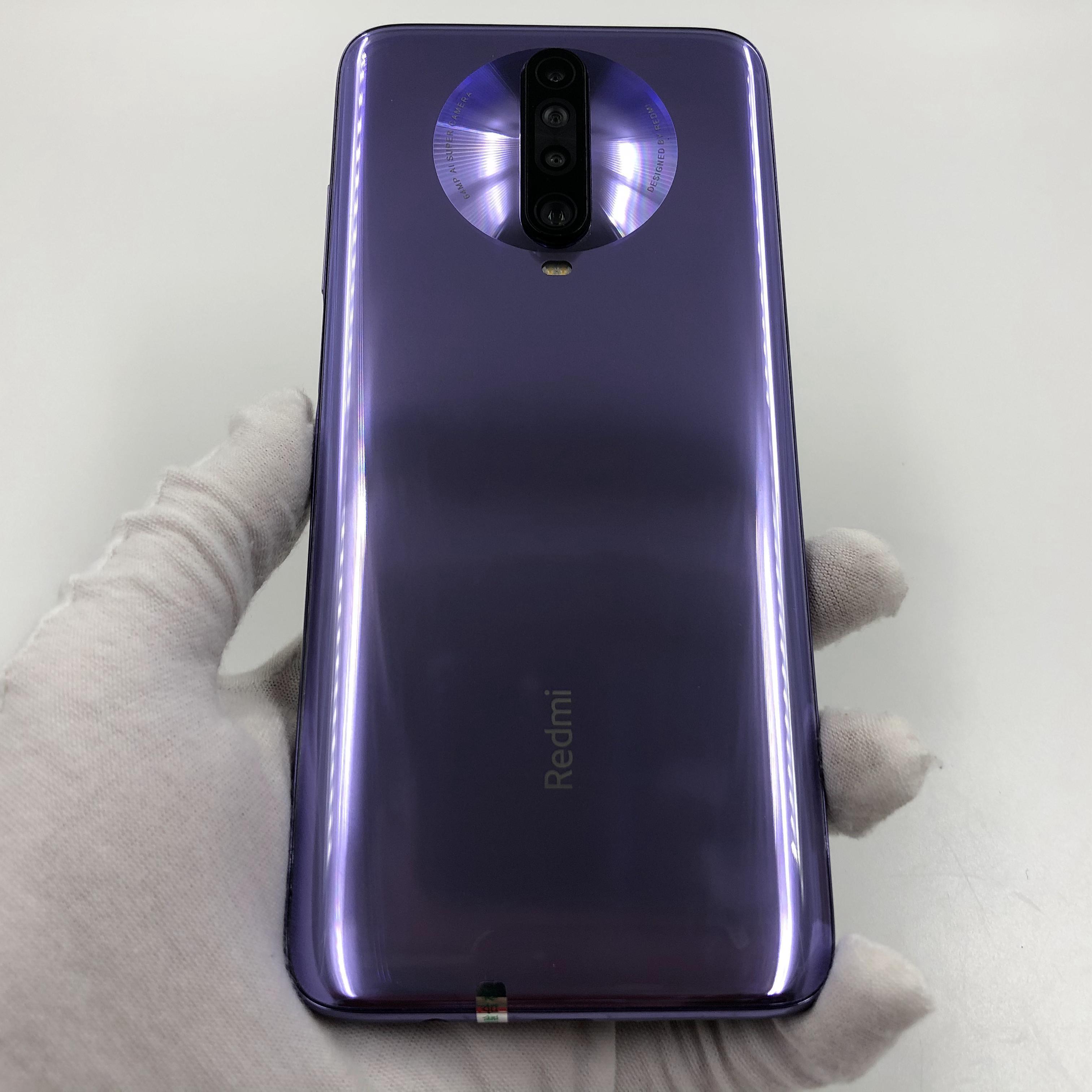 小米【Redmi K30 4G】4G全网通 紫玉幻境 6G/128G 国行 95新 真机实拍