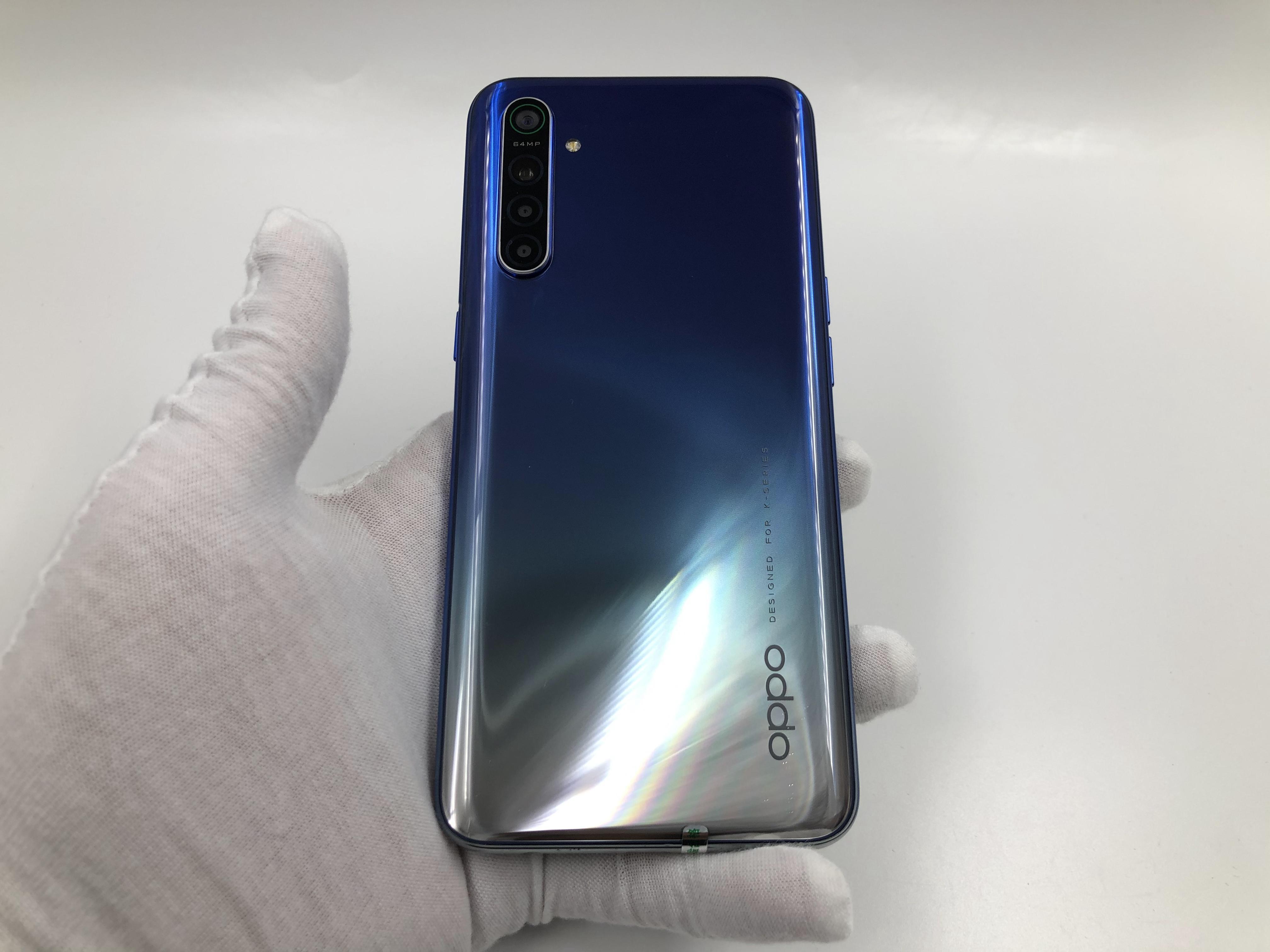 oppo【K5】4G全网通 赛博金属 8G/128G 国行 9成新 真机实拍
