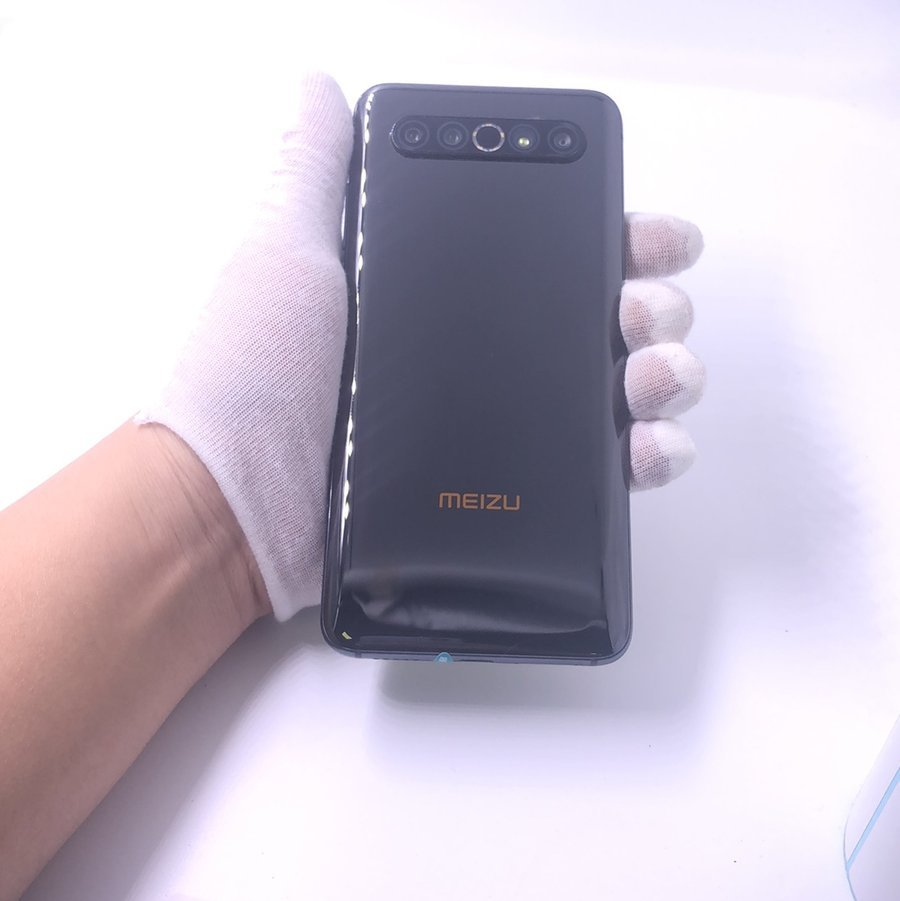 魅族【魅族 17 Pro】5G全网通 乌金 12G/256G 国行 95新