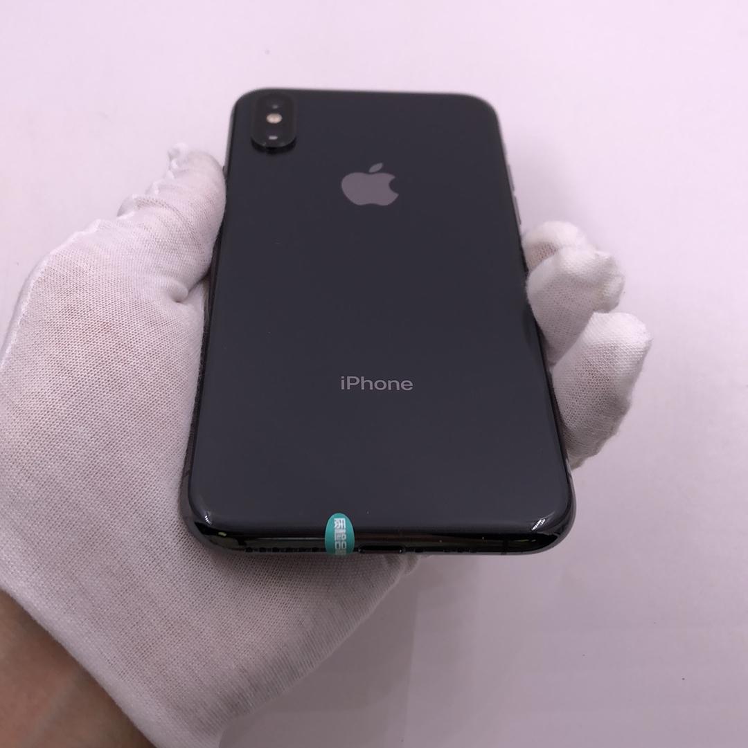 苹果【iPhone Xs】4G全网通 深空灰 64G 国际版 95新