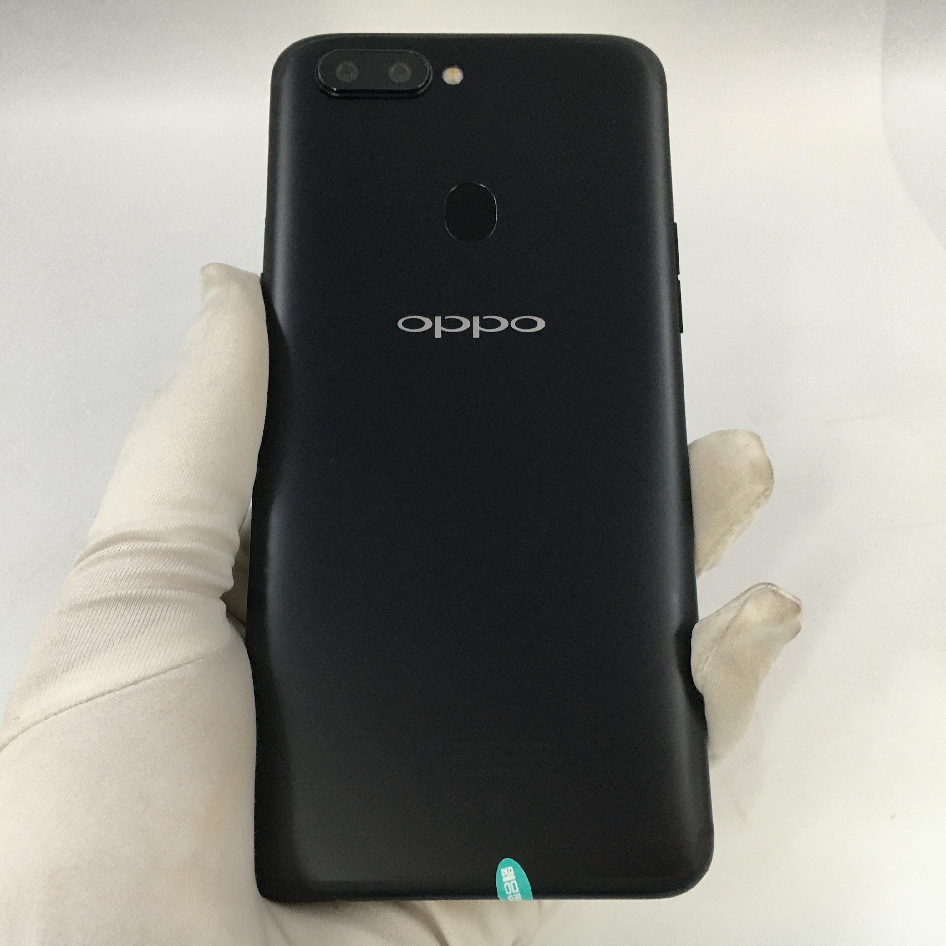 oppo【R11s】4G全网通 黑色 64G 国行 9成新