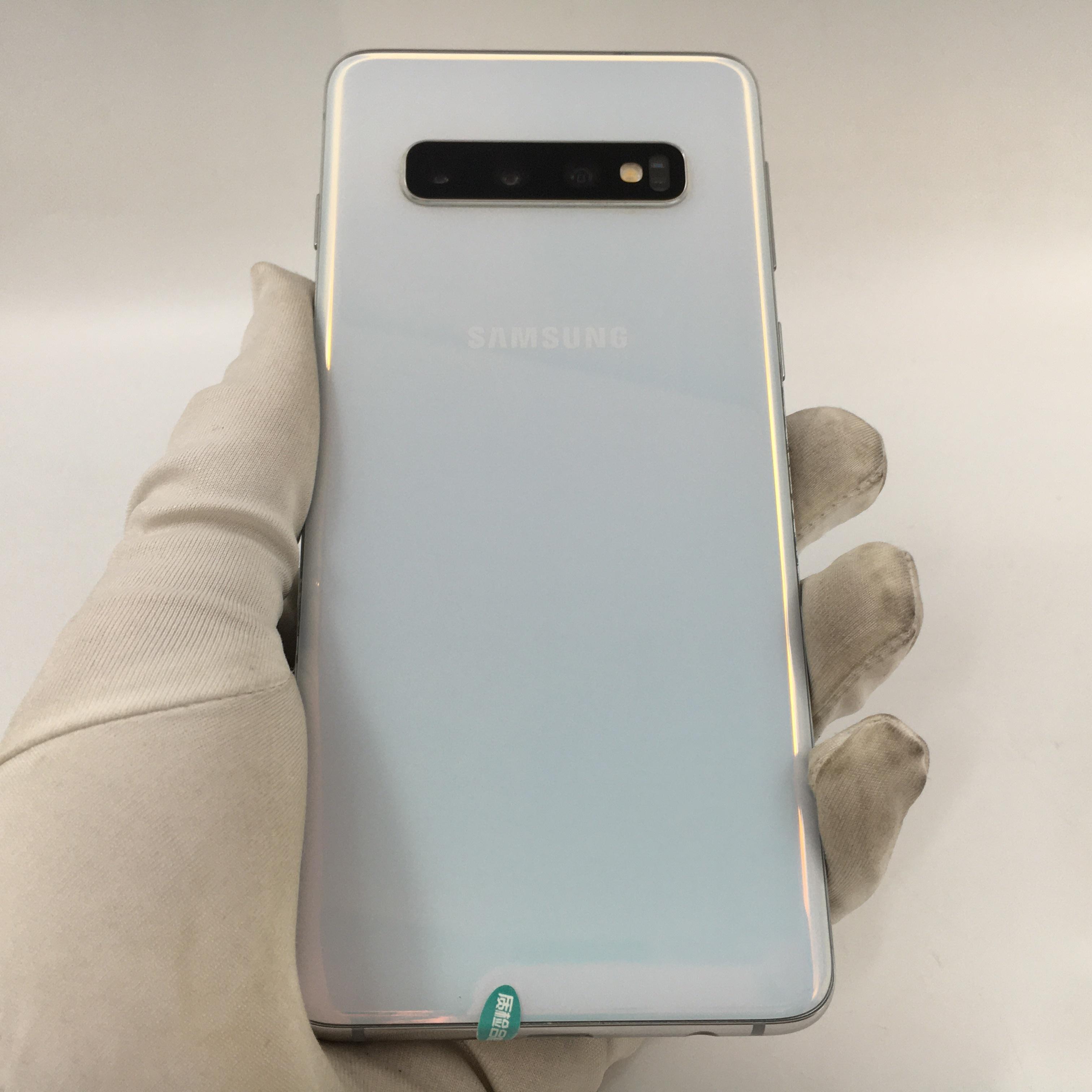 三星【Galaxy S10】4G全网通 白色 8G/128G 国行 95新